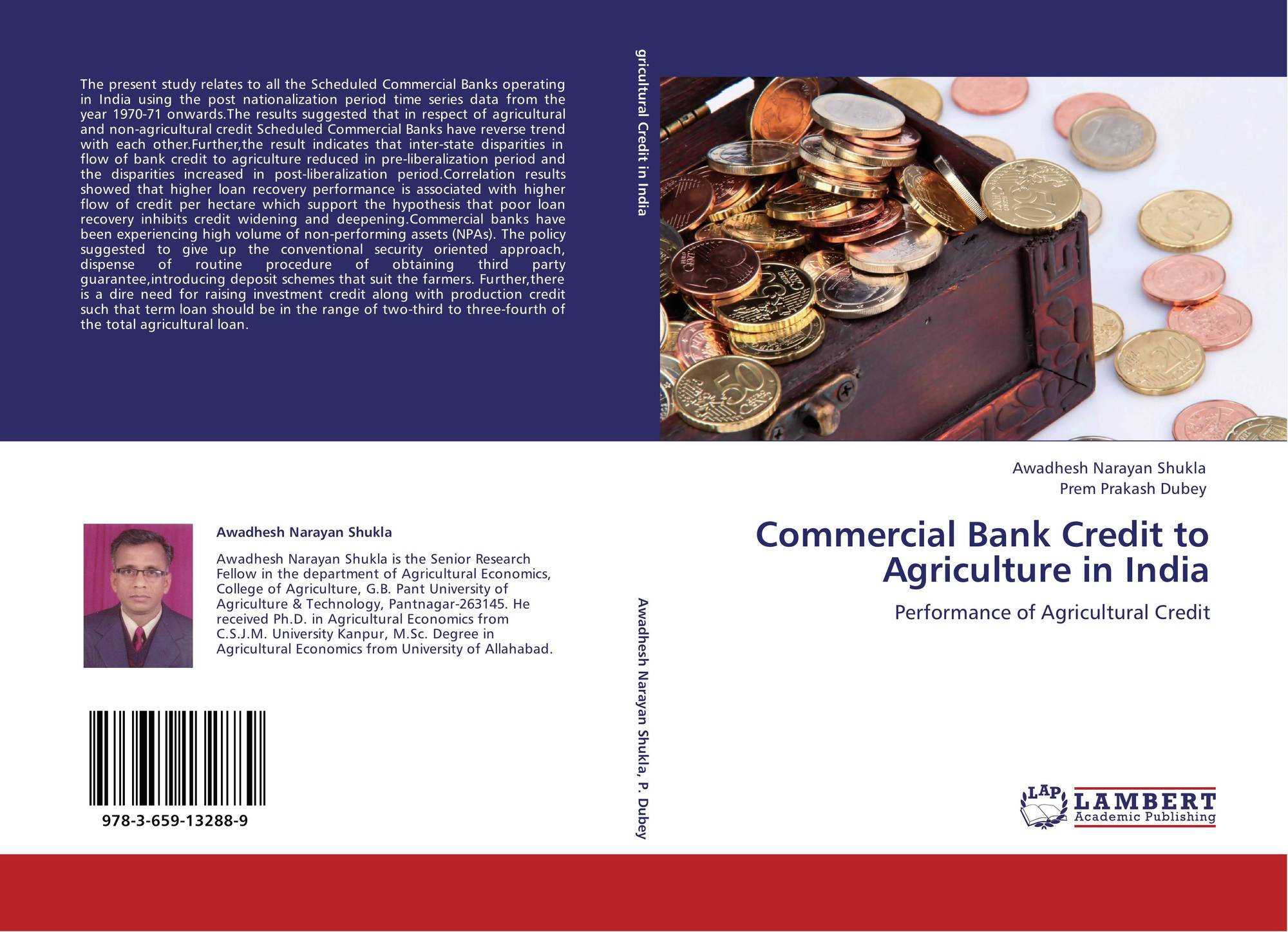 Thesis on agricultural credit