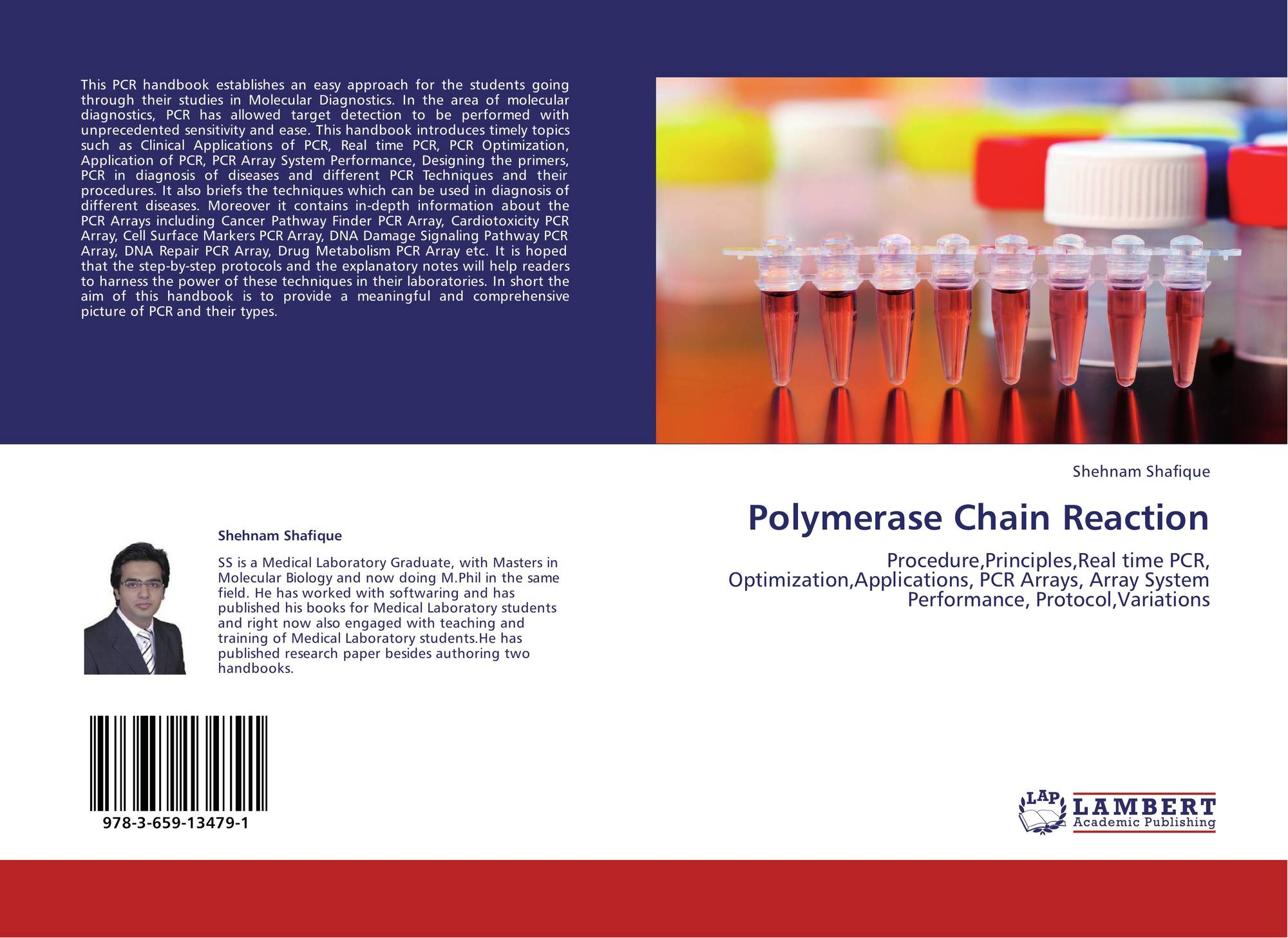 Polymerase Chain Reaction, 978-3-659-13479-1, 3659134791