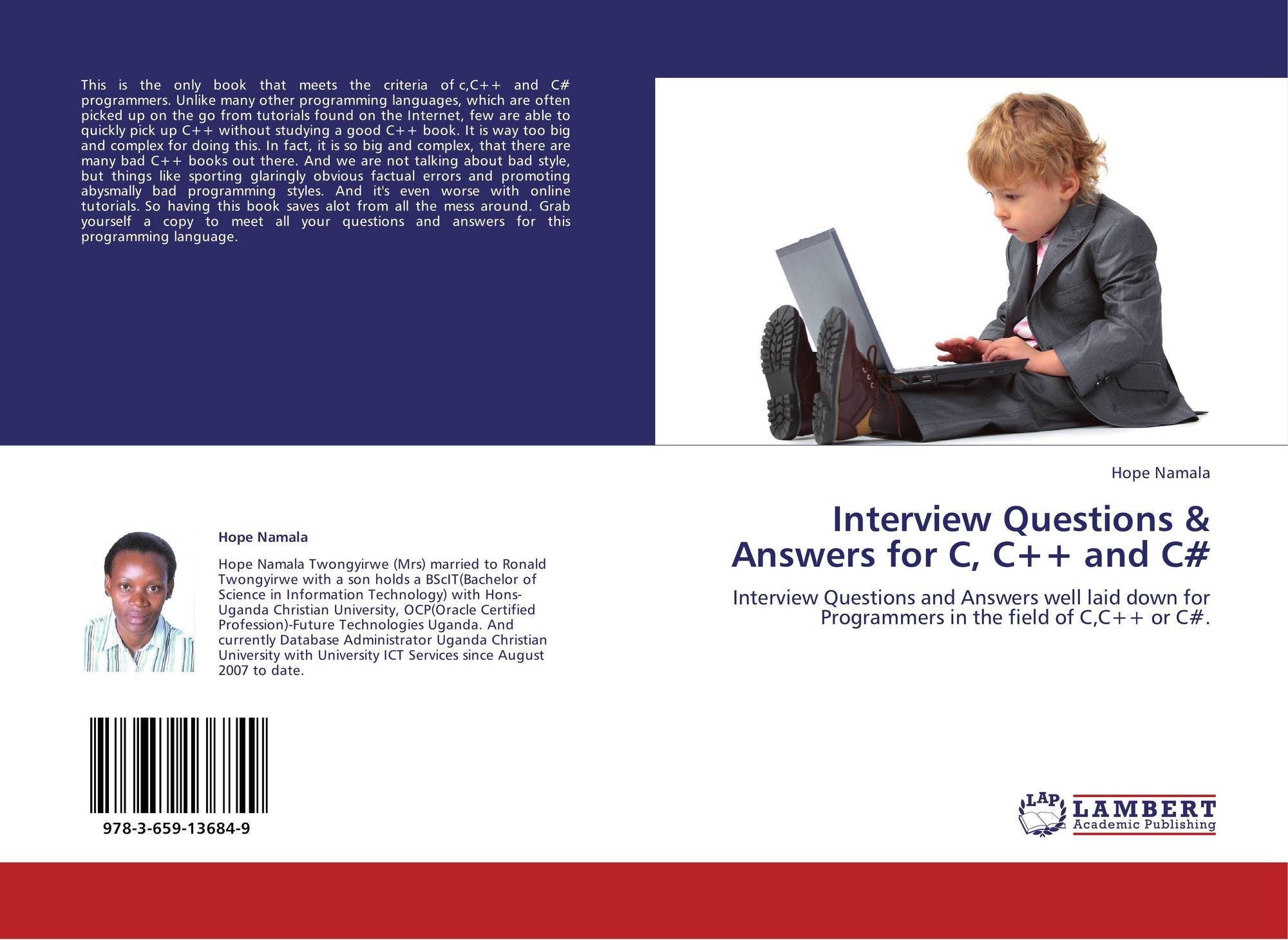 interview questions answers for c c and c 978 3 659 13684 9 9783659136849