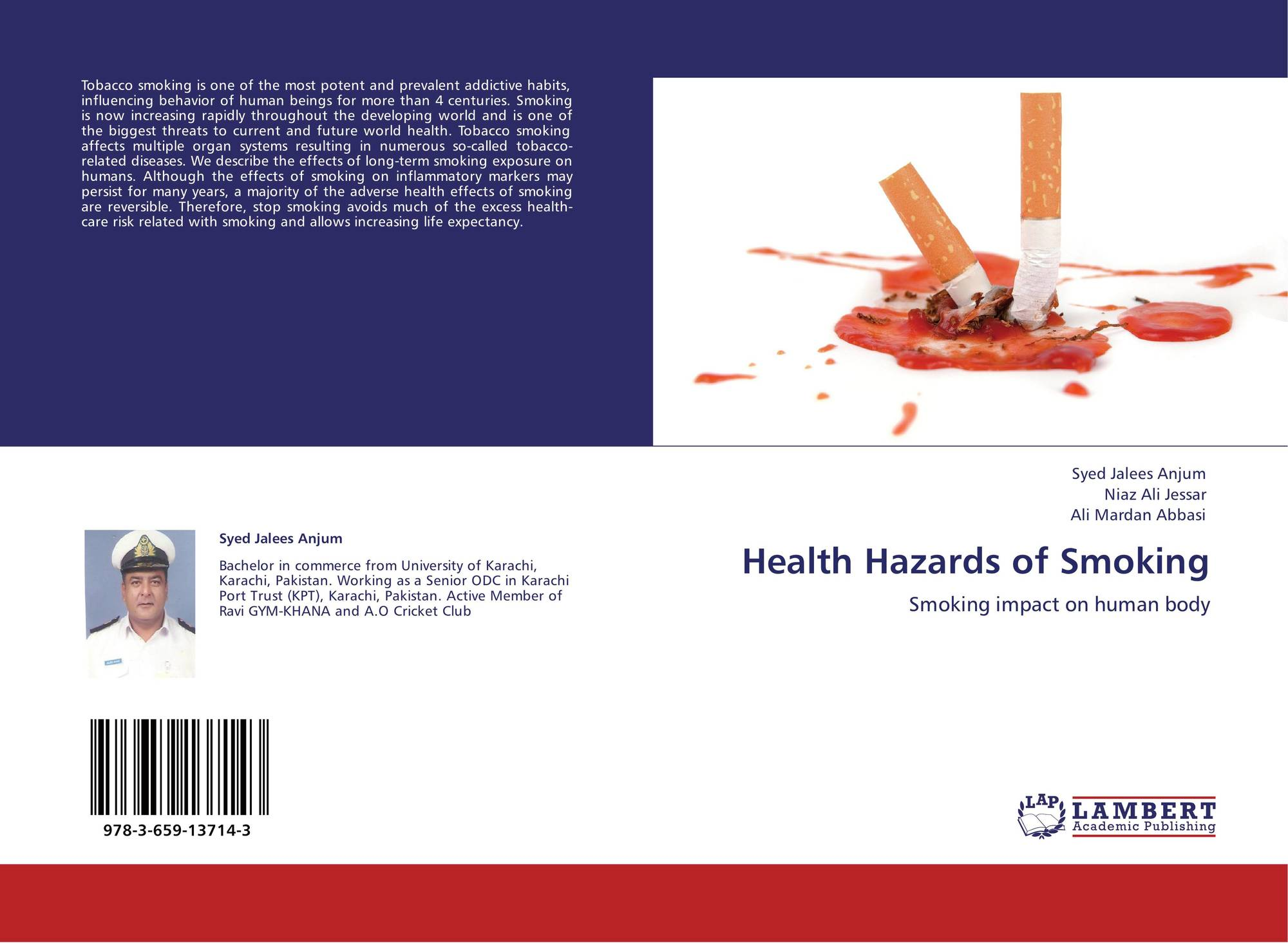 the negative effects of tobacco
