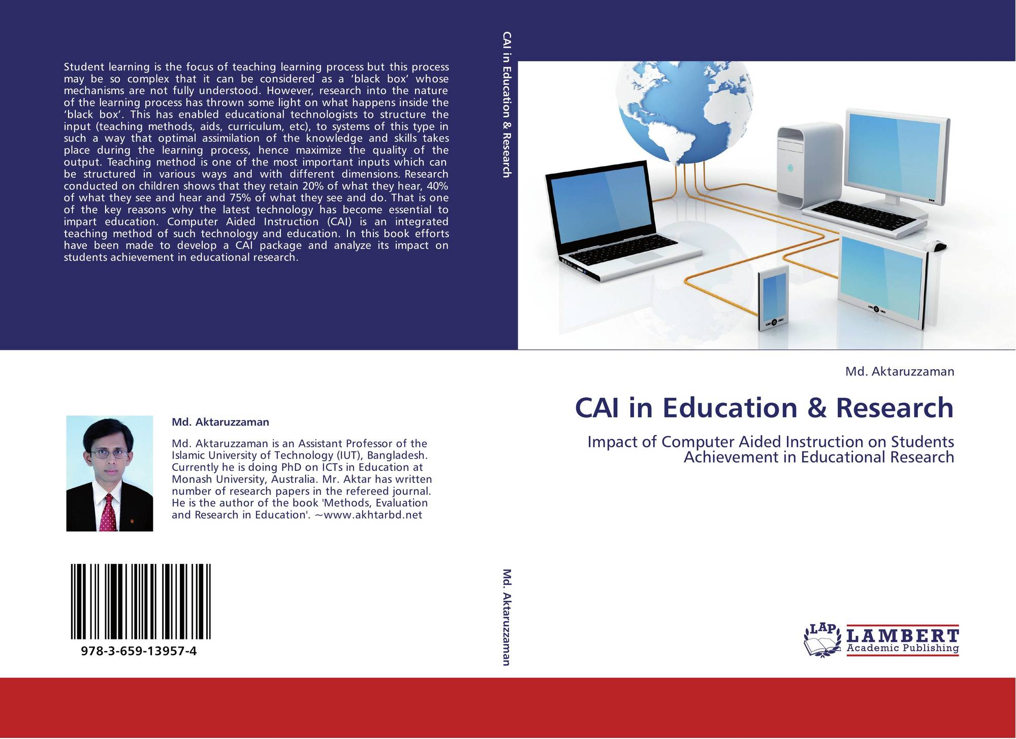 computer aided instruction in mathematics Full-text (pdf) | computer-aided instruction, more often referred to as computer-assisted instruction or cai, often means different things to different people an active cai developer will design a project based on a preferred method or guideline.