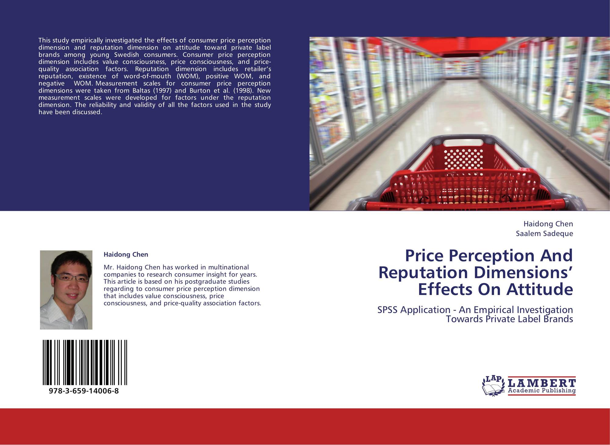 research on consumer perception toward big
