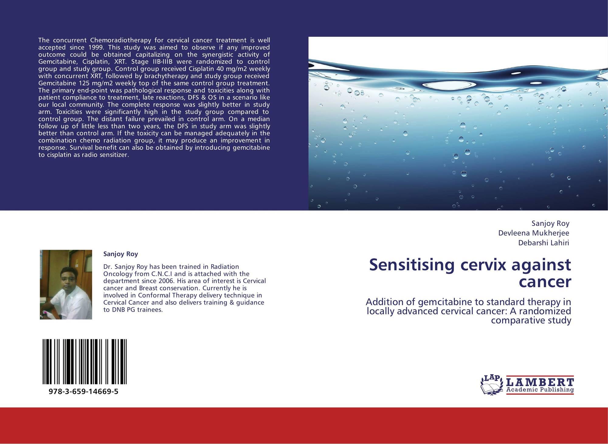 Sensitising cervix against cancer, 978-3-659-14669-5