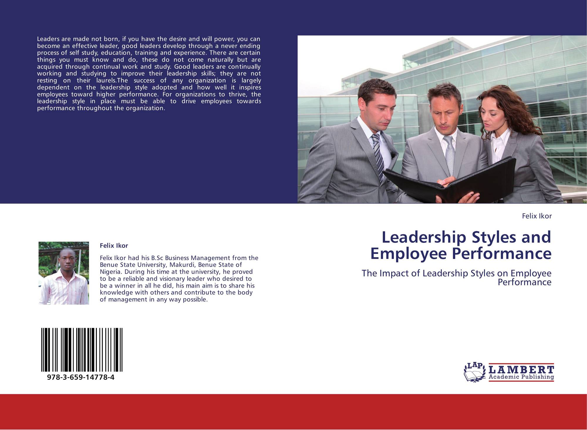 the impact of leadership on business Probably the most important factor is the influence of leadership on other members of the business, particularly on the followers the main body of the essay will investigate how leaders' behaviour and attitude navigates the company trough controlling employees.