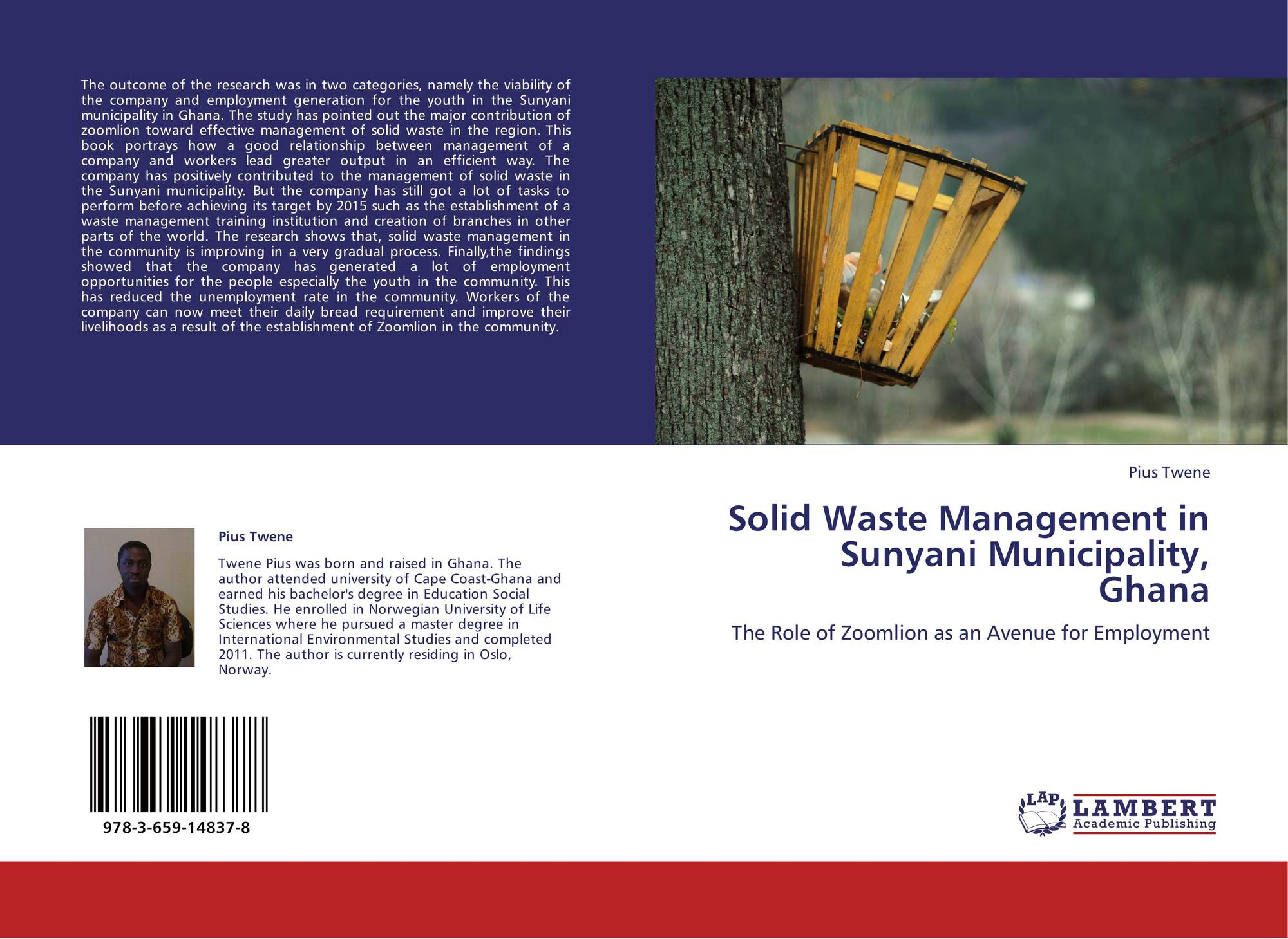 thesis on solid waste management in ghana Criticalissuesofmunicipalsolidwastemanagement inghana the three solid waste collection methods practiced in ghana are improper solid waste management poses.