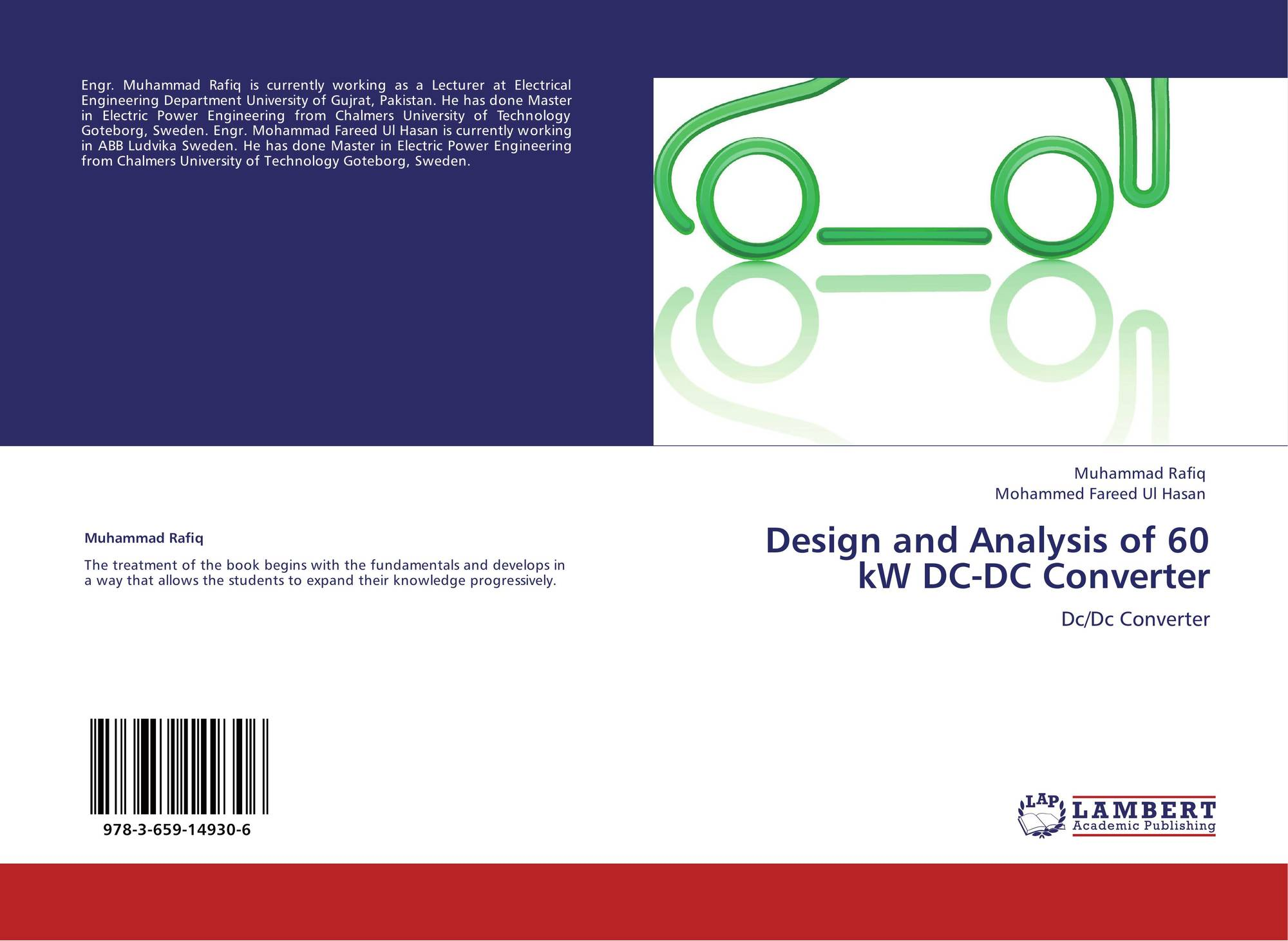 Design And Analysis Of 60 Kw Dc Converter 978 3 659 14930 6 9783659149306