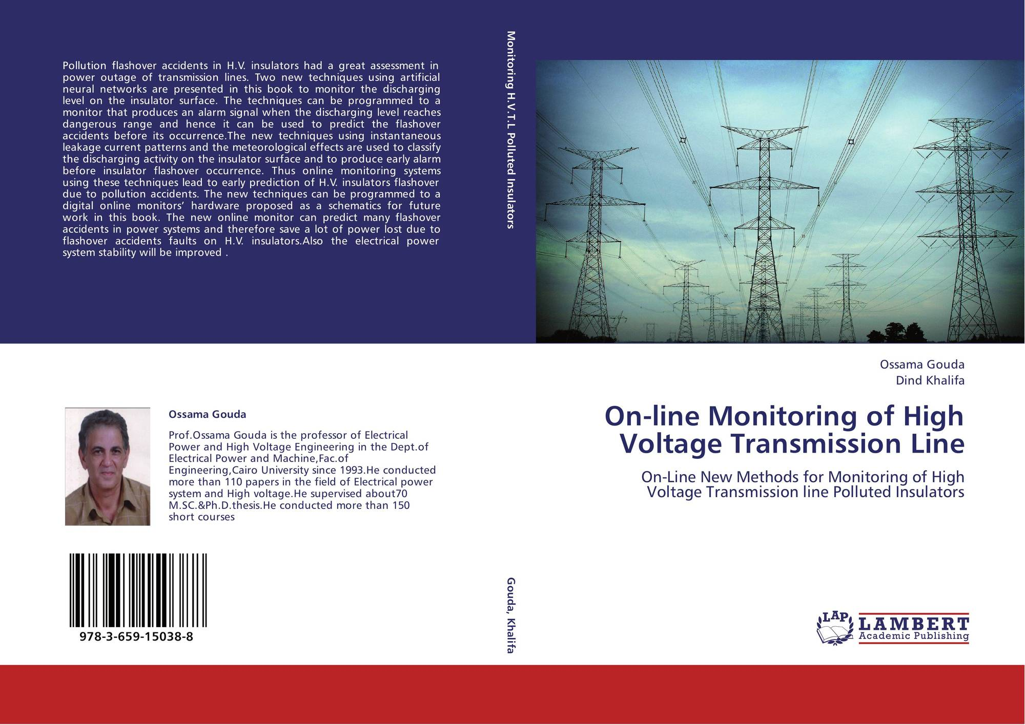 High Voltage Line Covers : On line monitoring of high voltage transmission