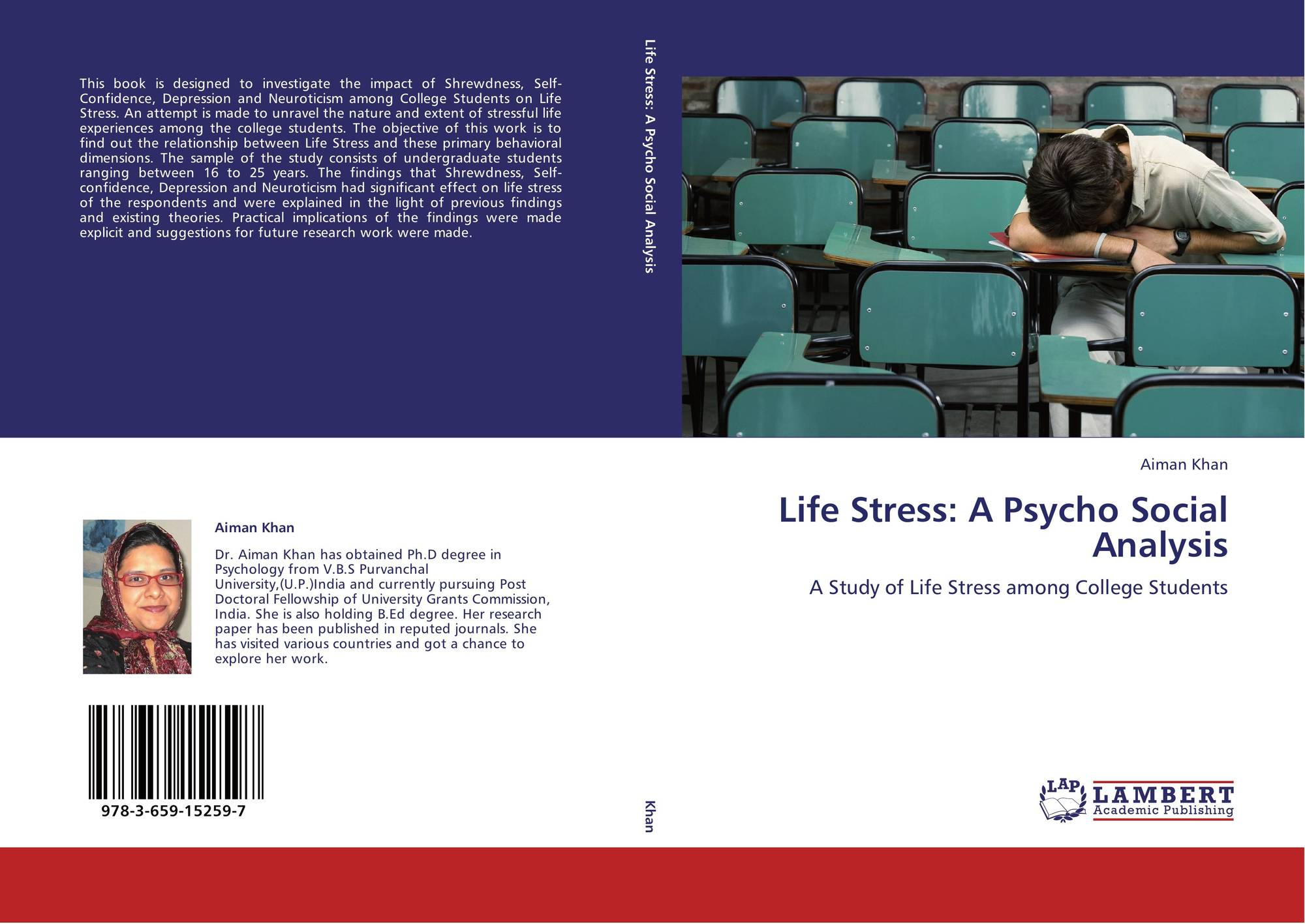 an analysis of the stress in everybodys life The human relations class has helped me in my life because it is a  human relations in business  and listen well to everybodys idea and learn from.