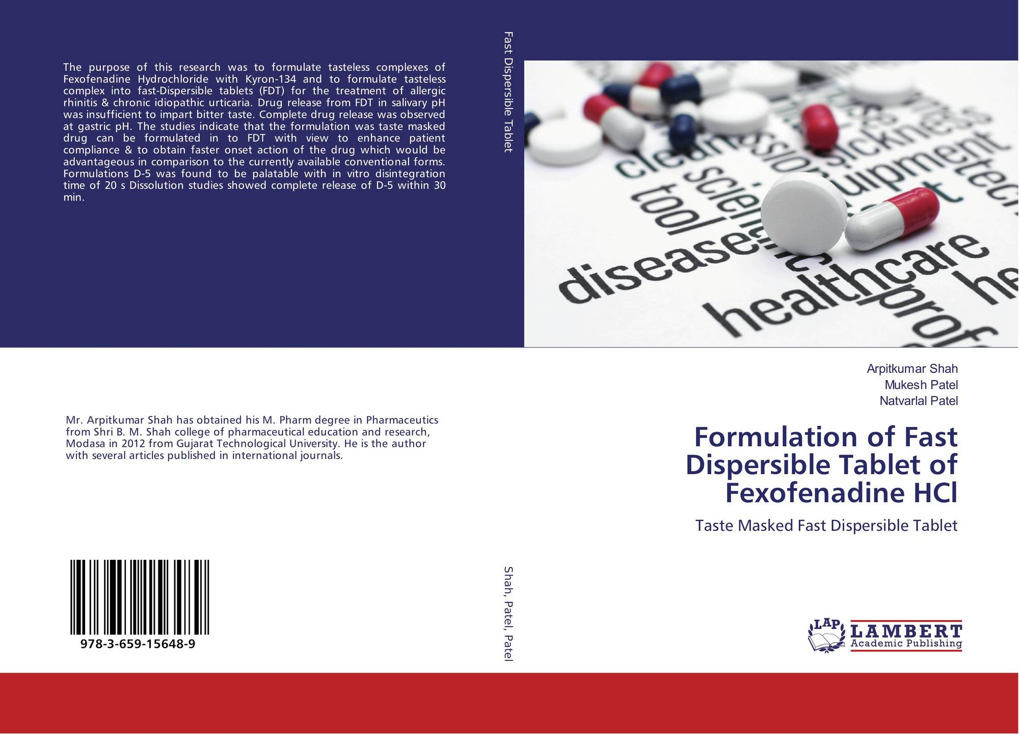 Formulation Development and Evaluation of Ticagrelor ...