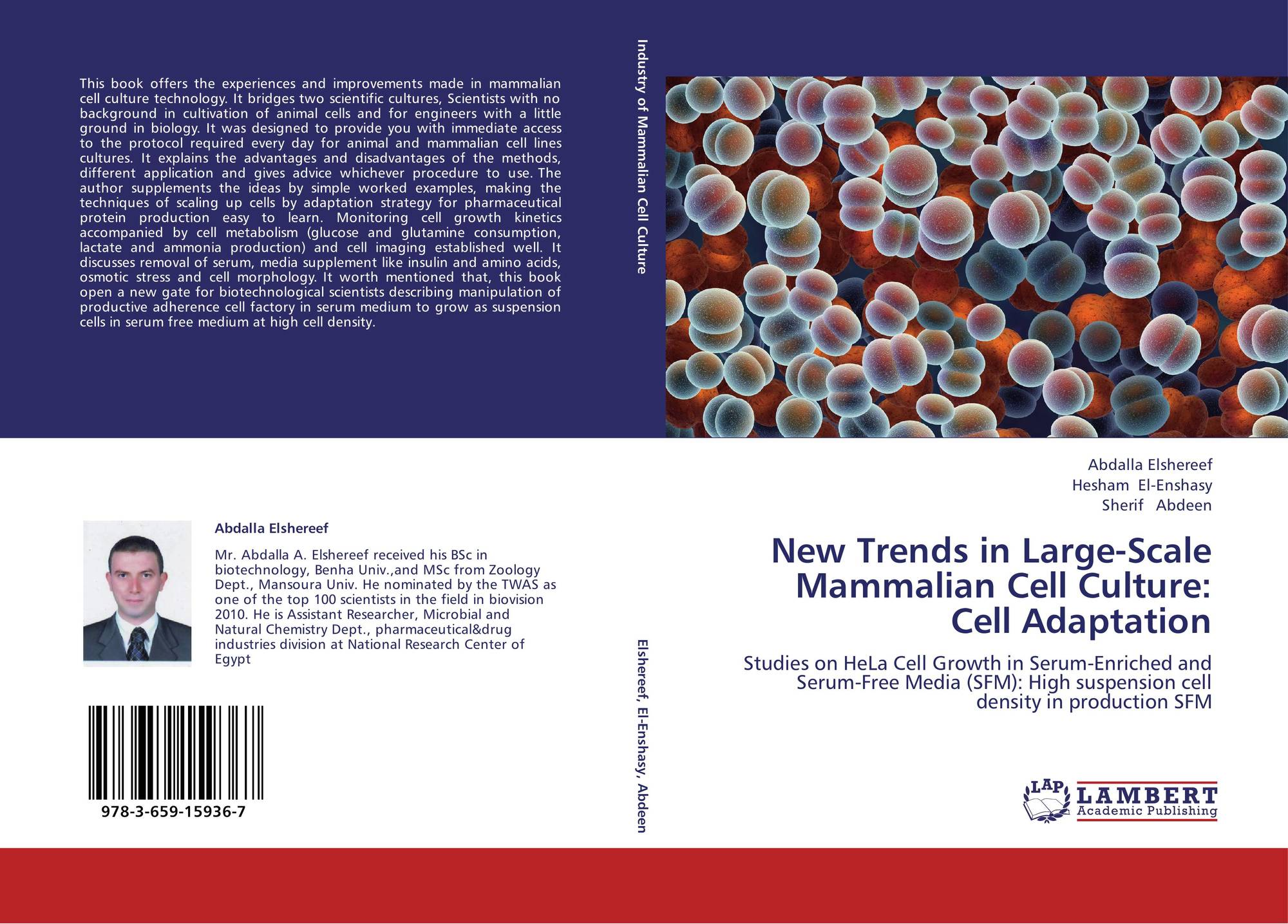 New Trends in Large-Scale Mammalian Cell Culture: Cell