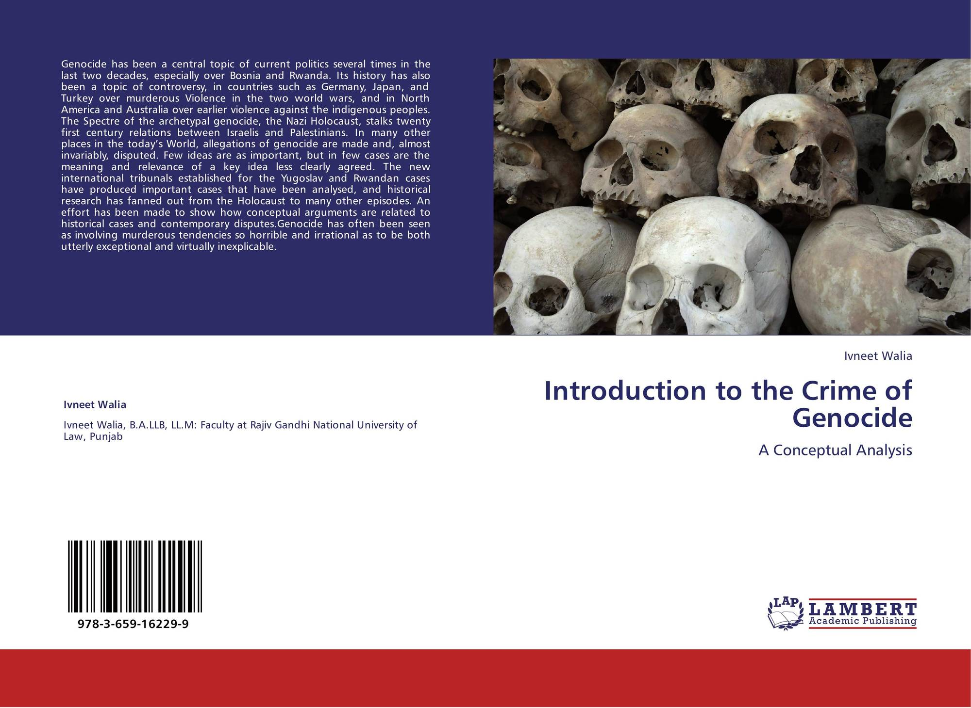 an introduction to the issue of genocide In their introduction, the editors of this volume refer to the holocaust as a paradigm (p 7) as well as explain how holocaust studies can be seen as the in her article on the rwandan genocide, maria van haperen includes the translation of a document, the hutu ten commandments, issued in 1990.