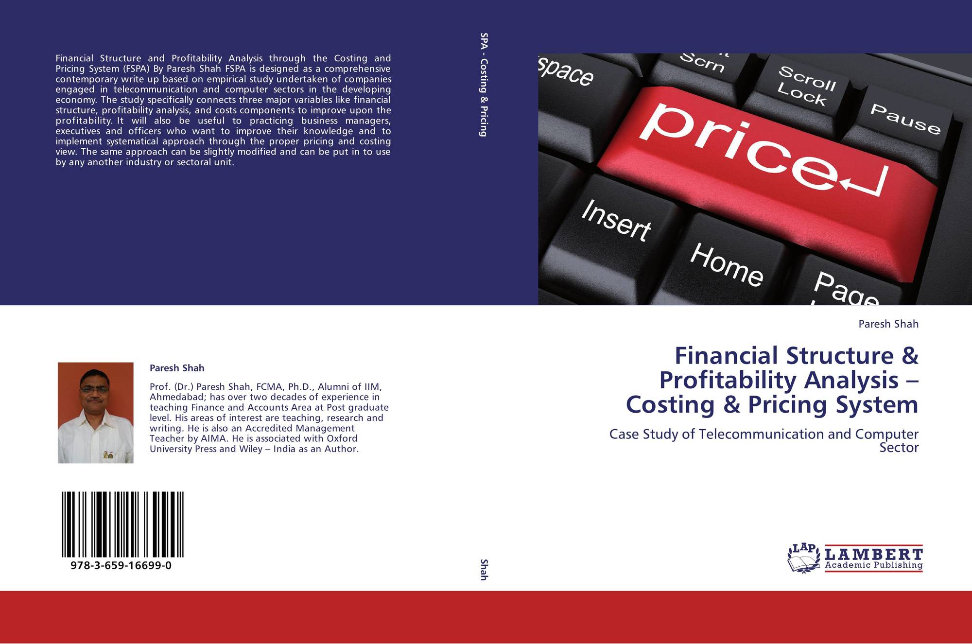 improvements to the costing and pricing systems