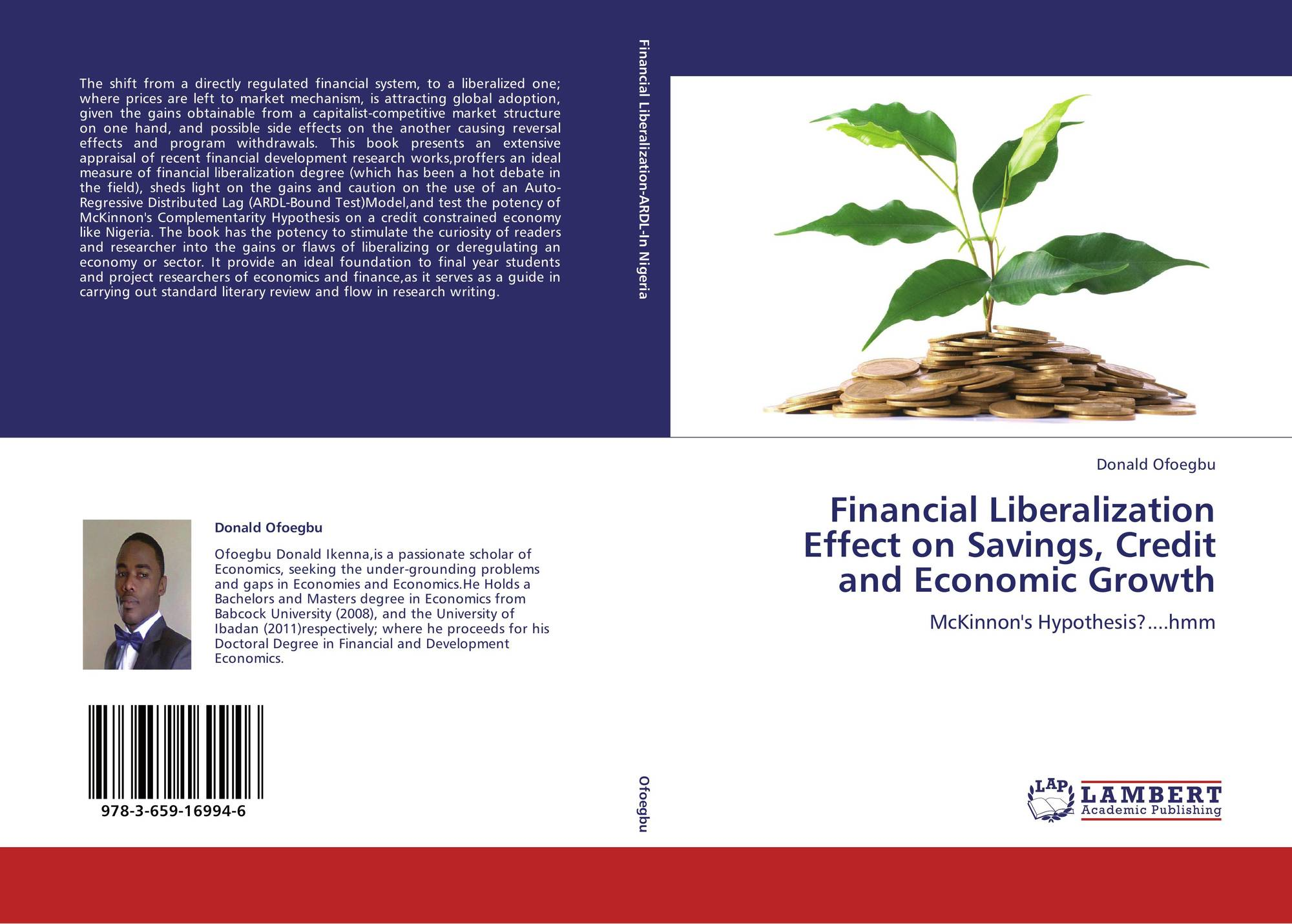 financial liberalisation and economic development 2 an overview of the financial liberalisation policy in nigeria after serious external debt and balance-of-payment crises in the mid-1980s, nigeria changed its economic policy from a direct to an indirect market-oriented approach through the structural adjustment programmes (saps) in 1986.