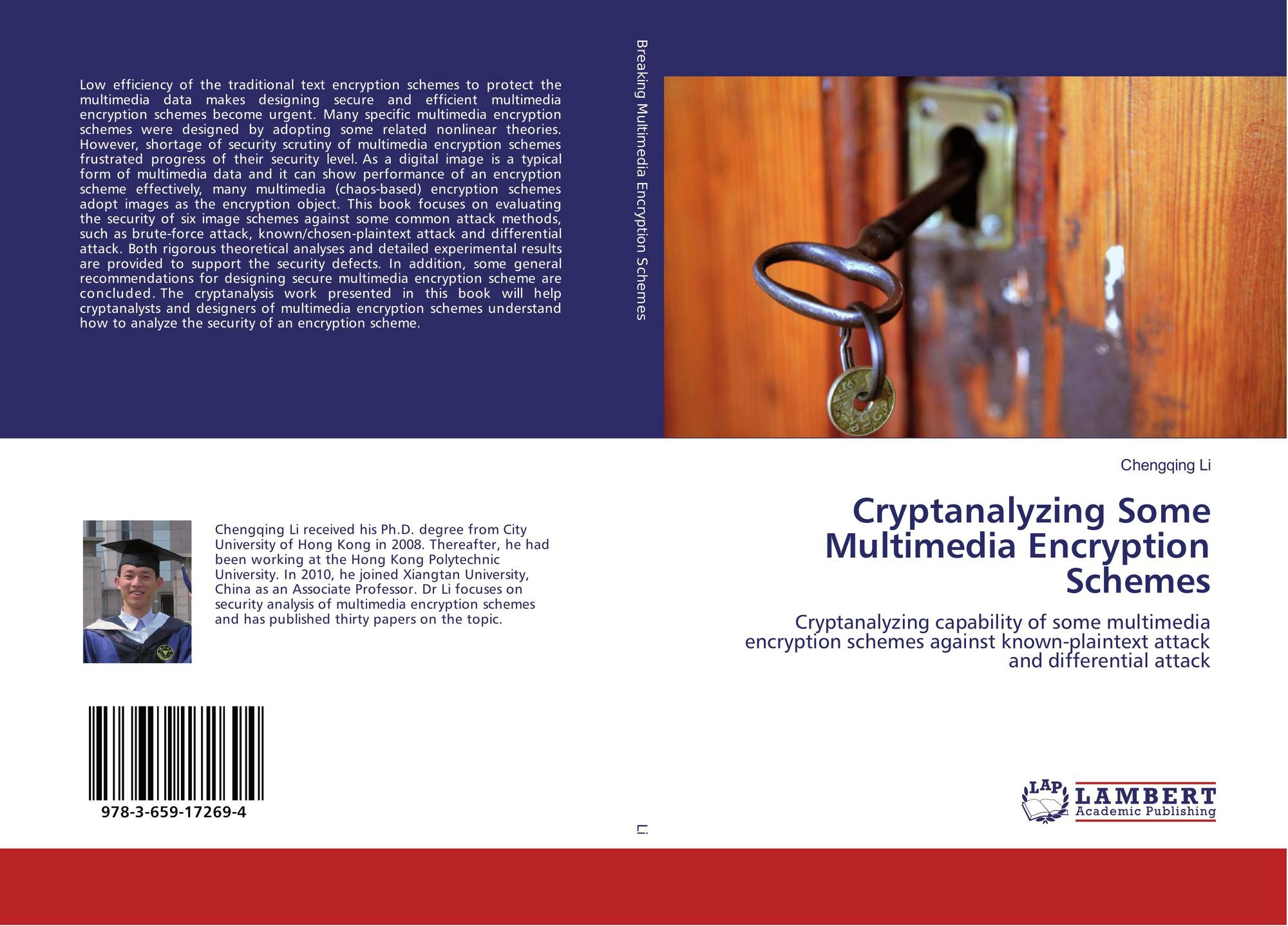 security and cryptanalysis Cryptanalysis is the study of analyzing information systems in order to study the hidden aspects of the systems there are several way to find the blind spot in an encryption scheme.