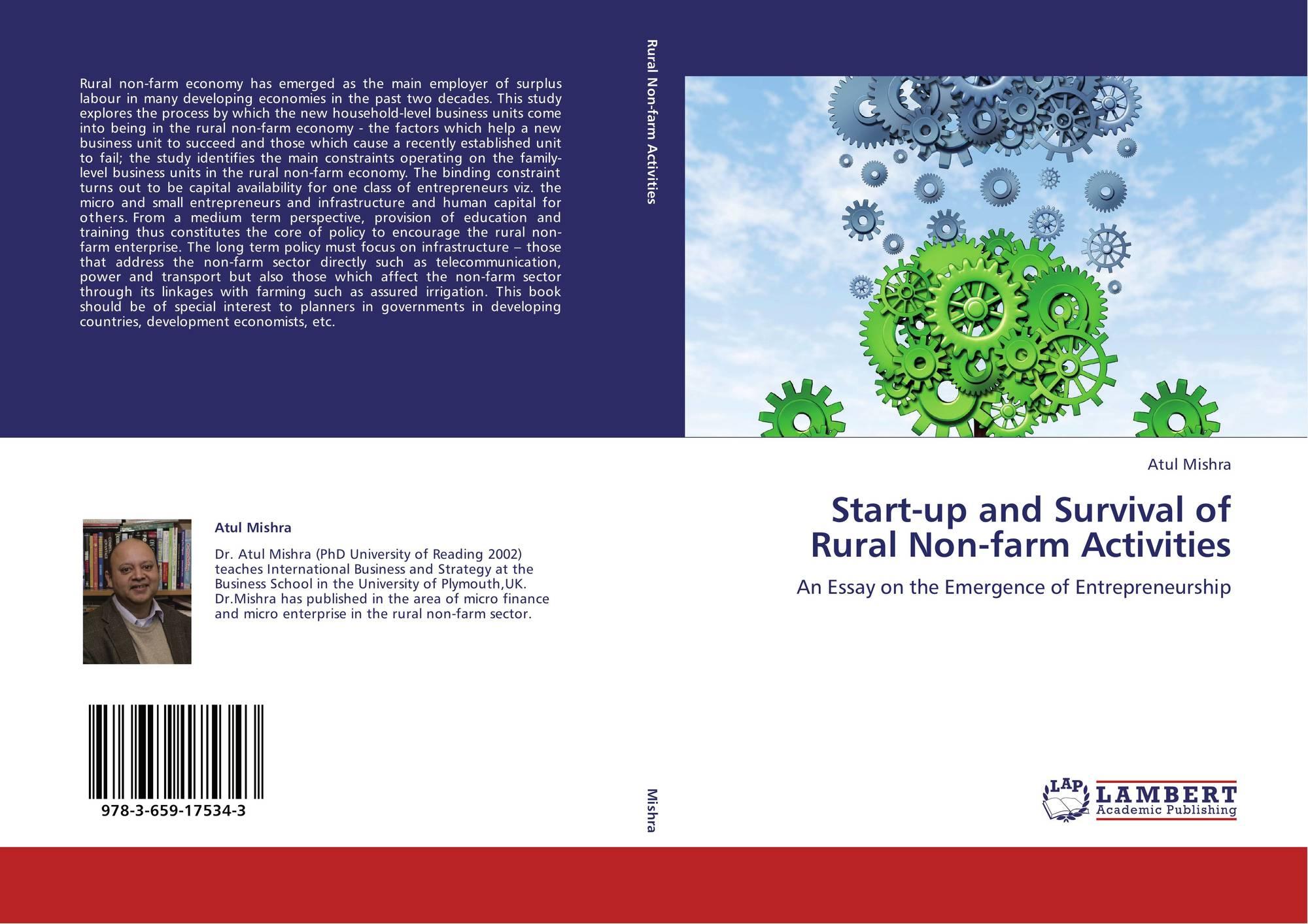 Essay on non farming activities