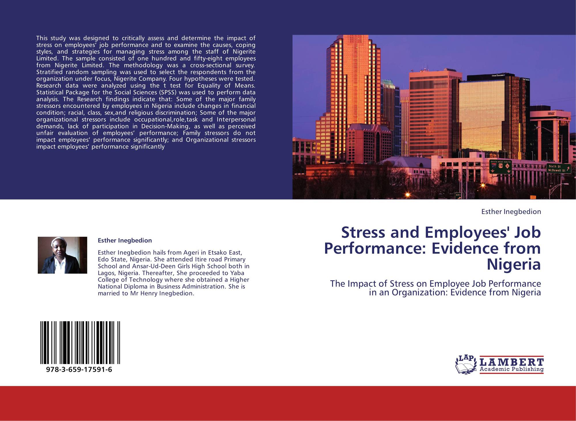 impact of stress on employee performance Stress factors affecting the performance of the employees introduction stress is a biological term which refers to the consequences of the failure of a human or animal body to respond appropriately to emotional or physical threats to the organism, whether actual or imagined.