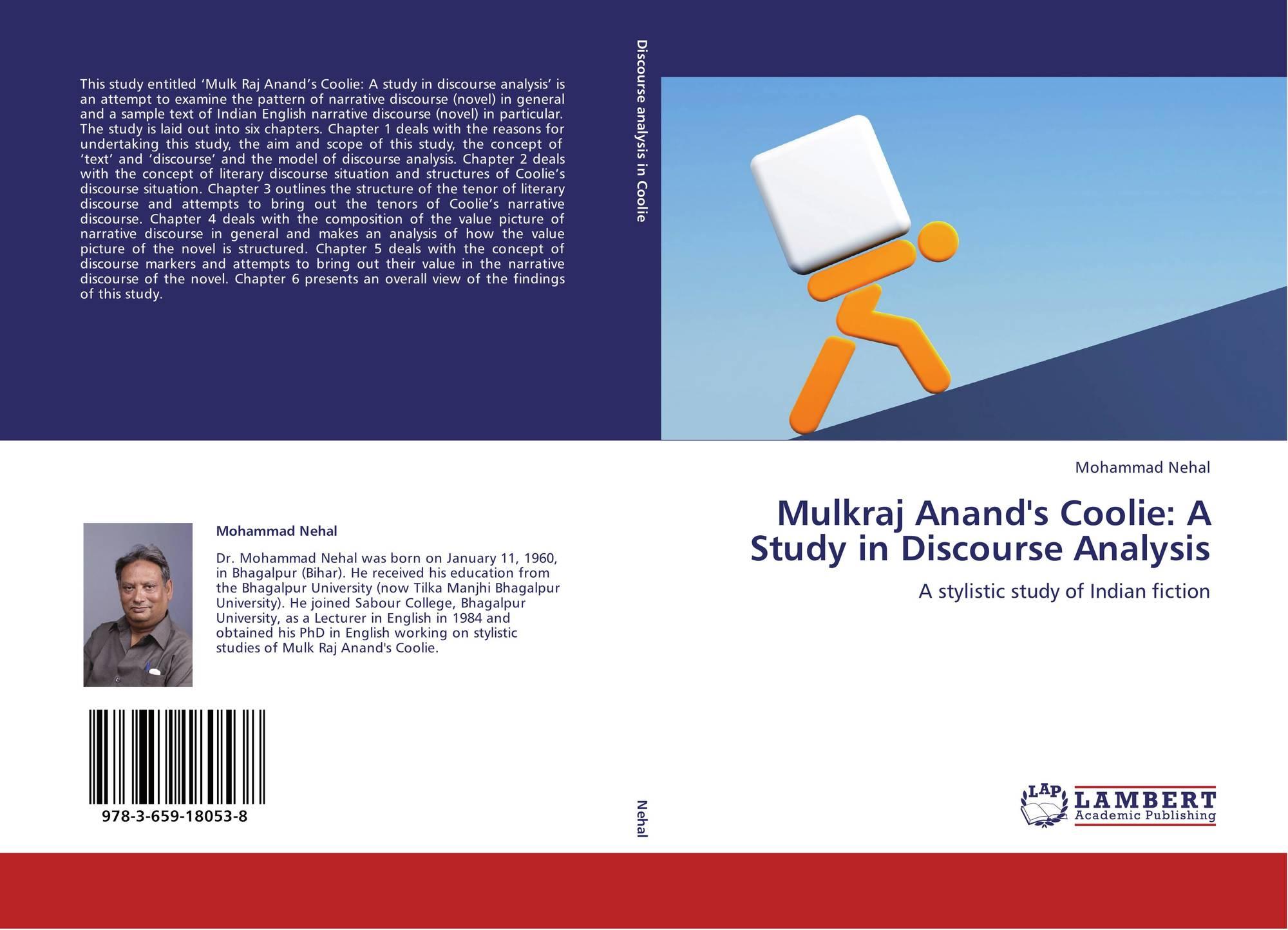 coolie by mulk raj anand text pdf