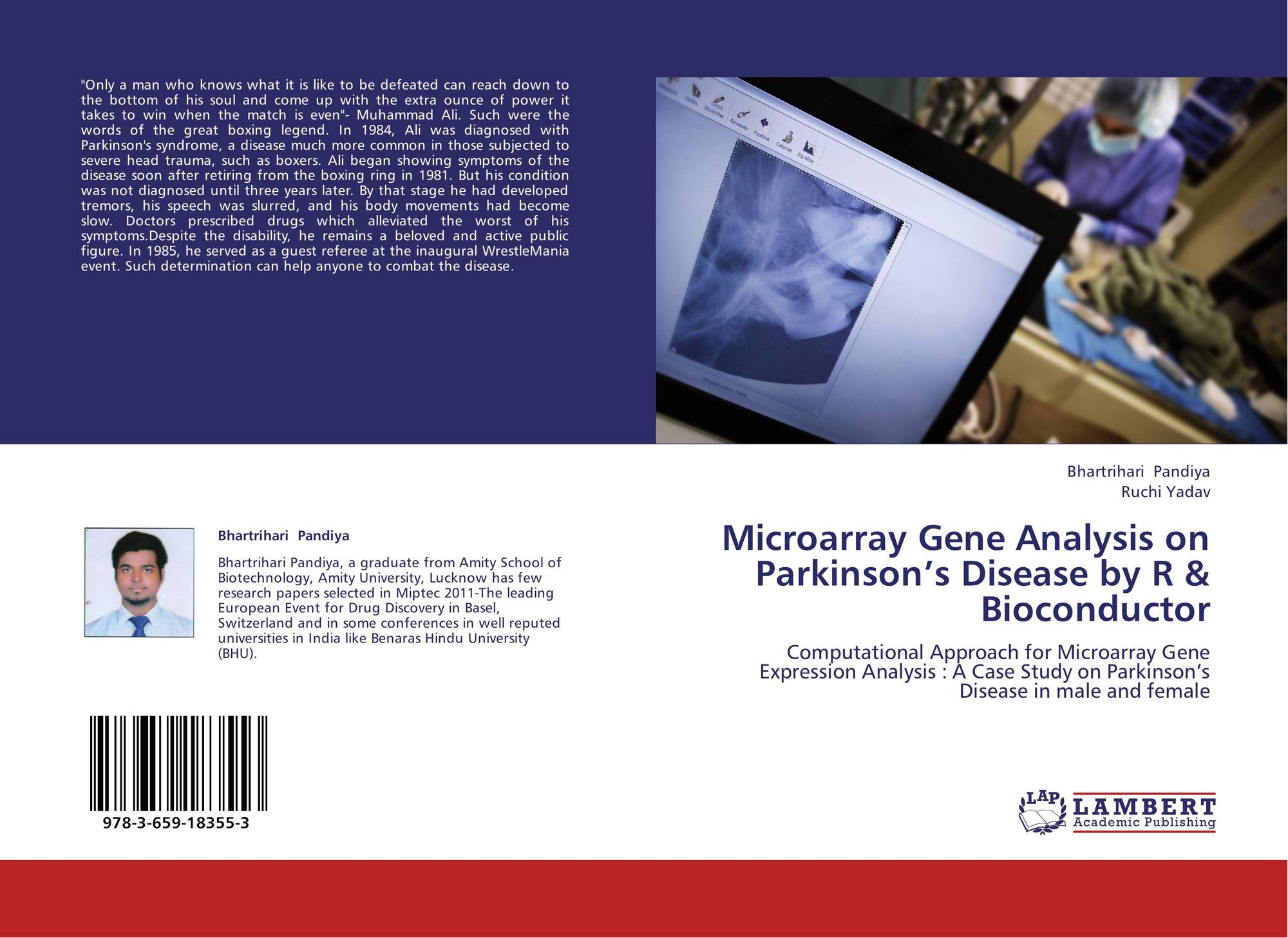 parkinsons disease research paper