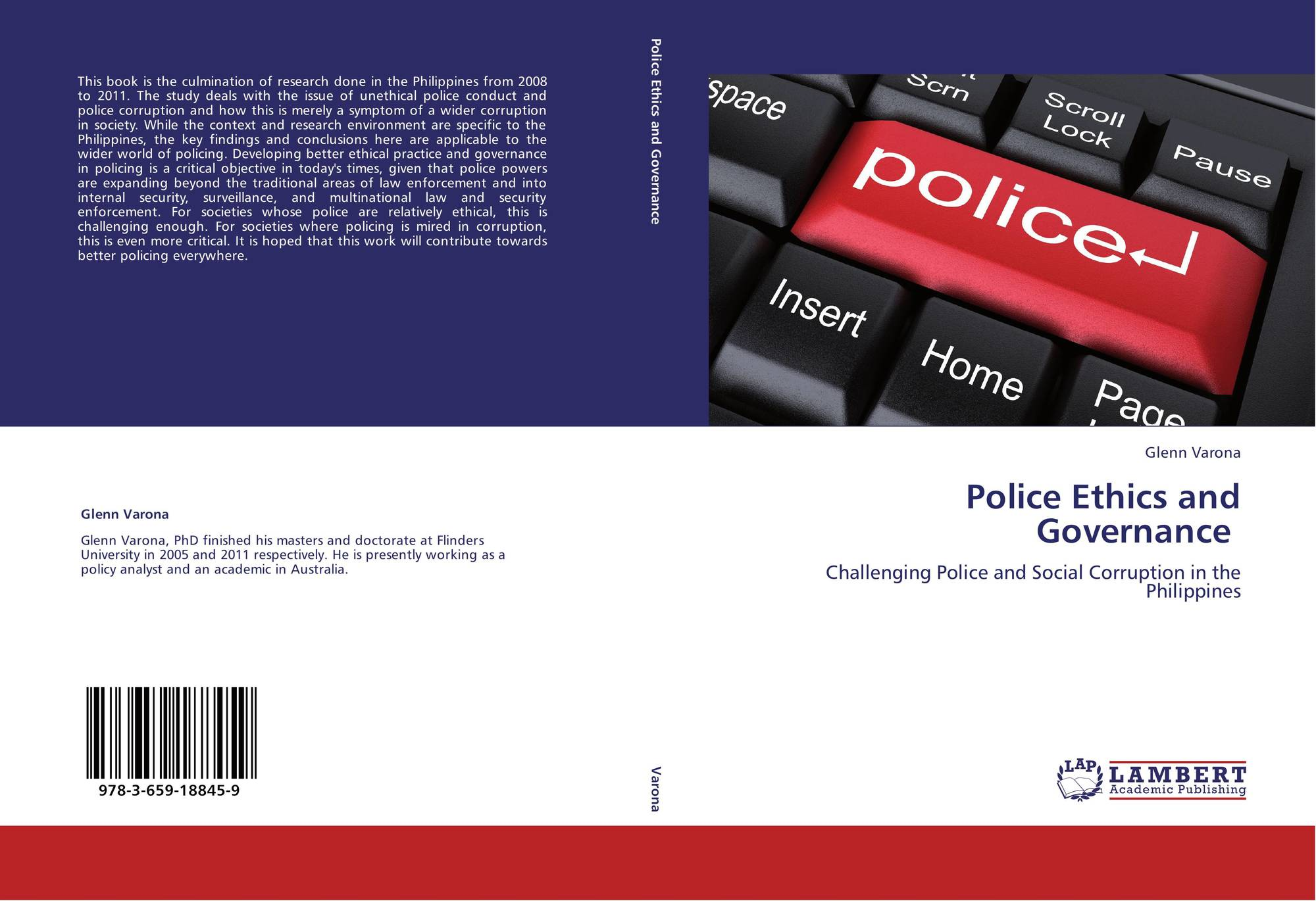ethics in lawenforcement The integrity of the international association of law enforcement intelligence  a  code of ethical behavior is set forth herewith for the purpose of providing.