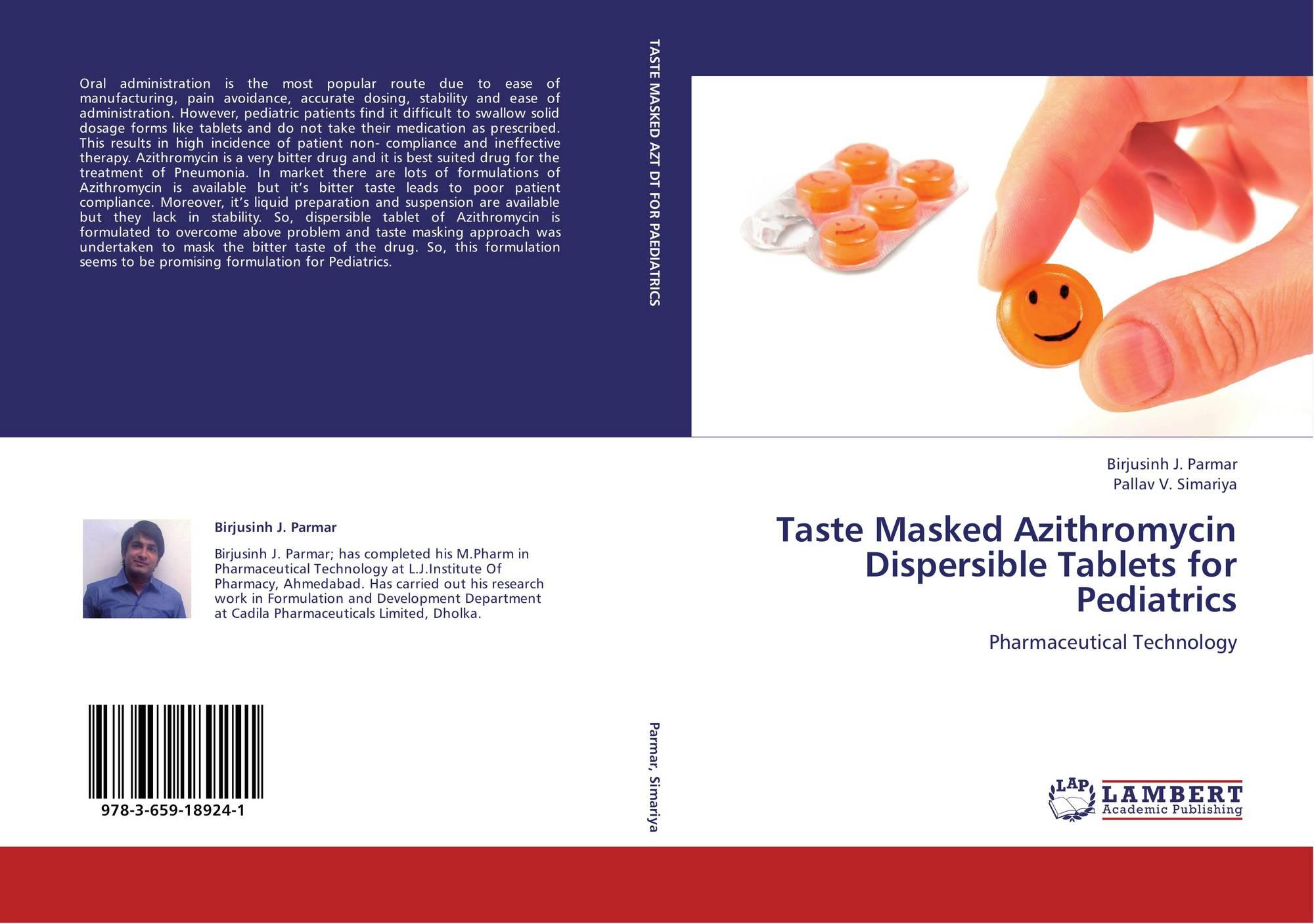 Dose of azithromycin in pediatrics