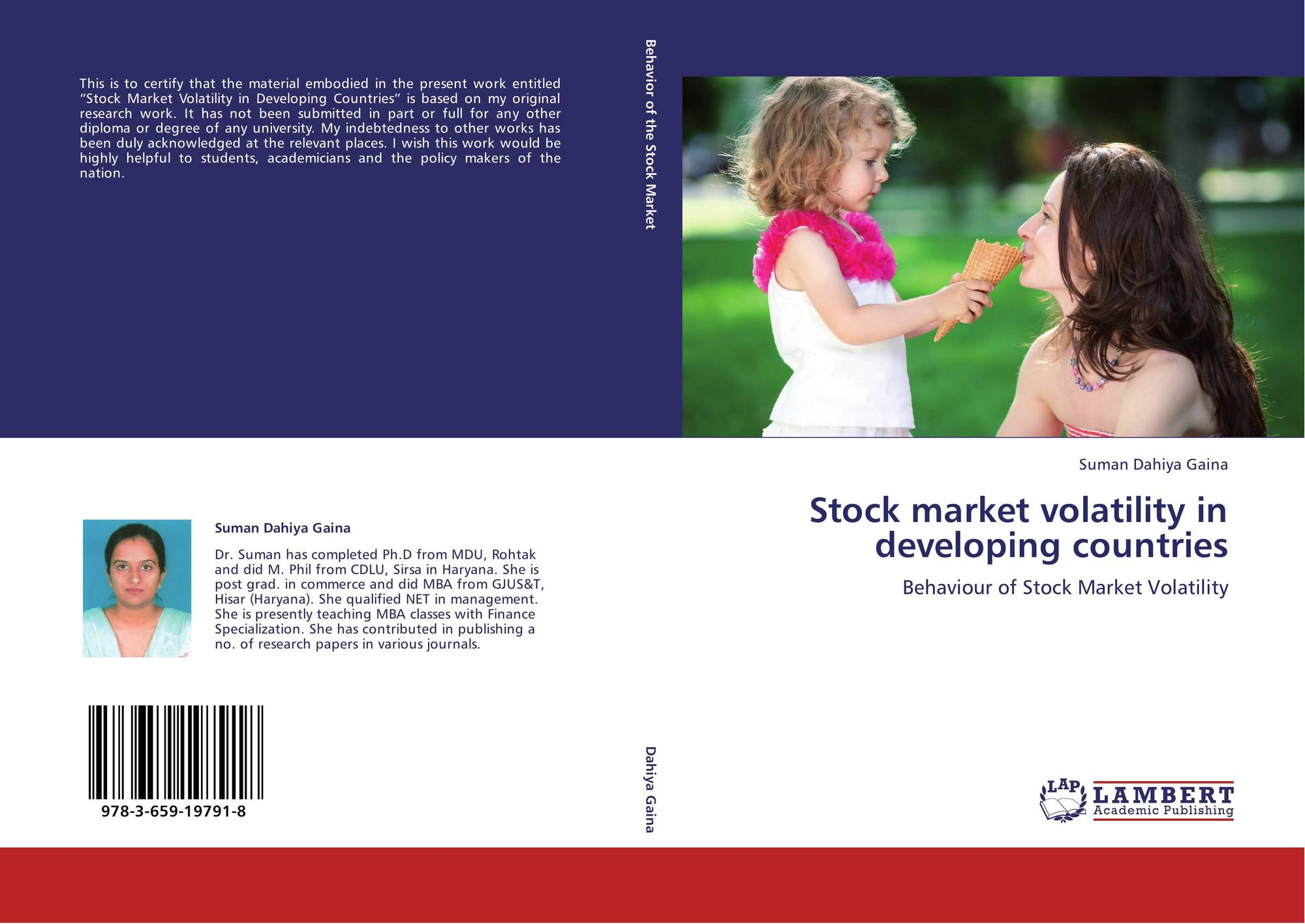 research paper on stock market volatility Recent equity volatility can be attributed to concerns about federal reserve  policy  planning & research  the recent upswing in equity market volatility  can be attributed largely to investor concerns about the future.