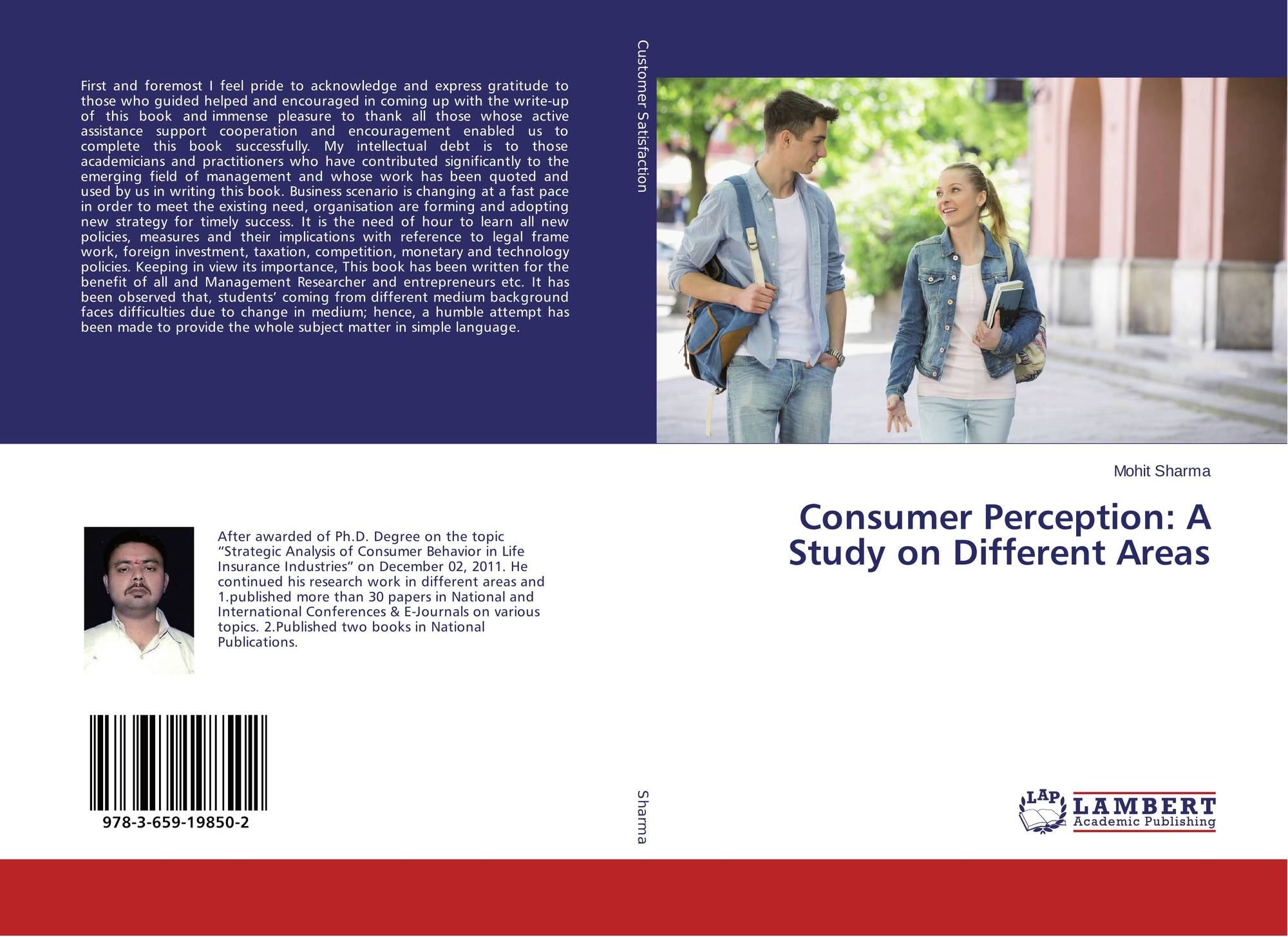 a study on the consumer perception