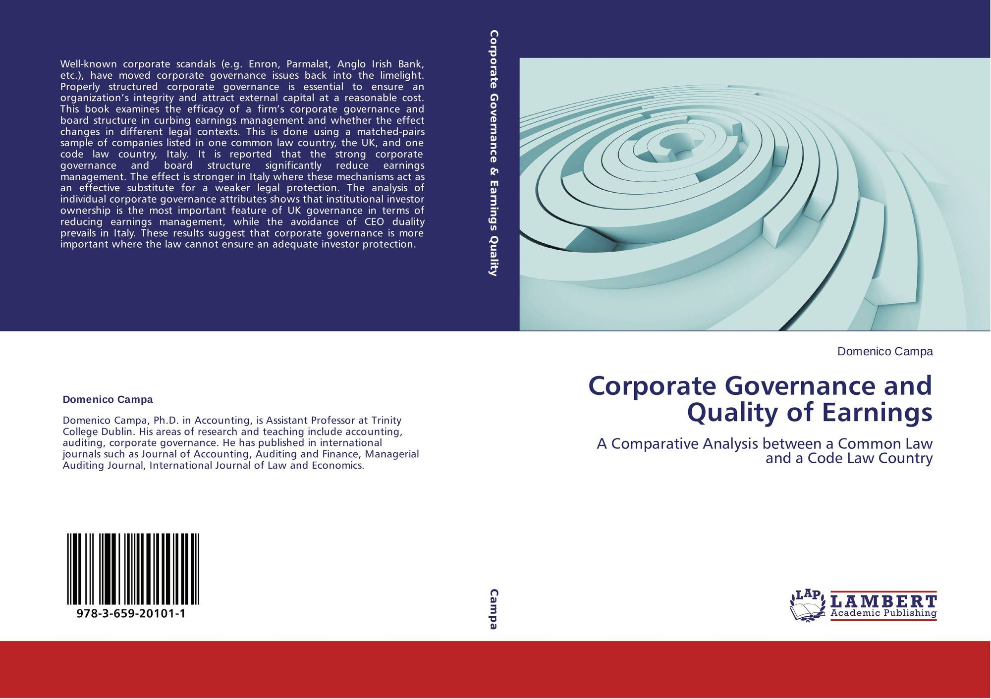 quality of earnings and accounting issu