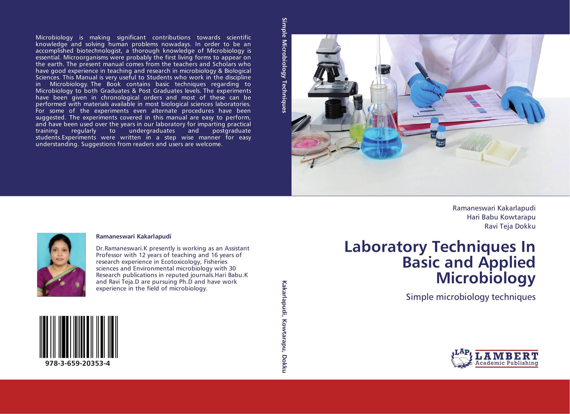 Making the Basic Microbiology Laboratory an Exciting and ...