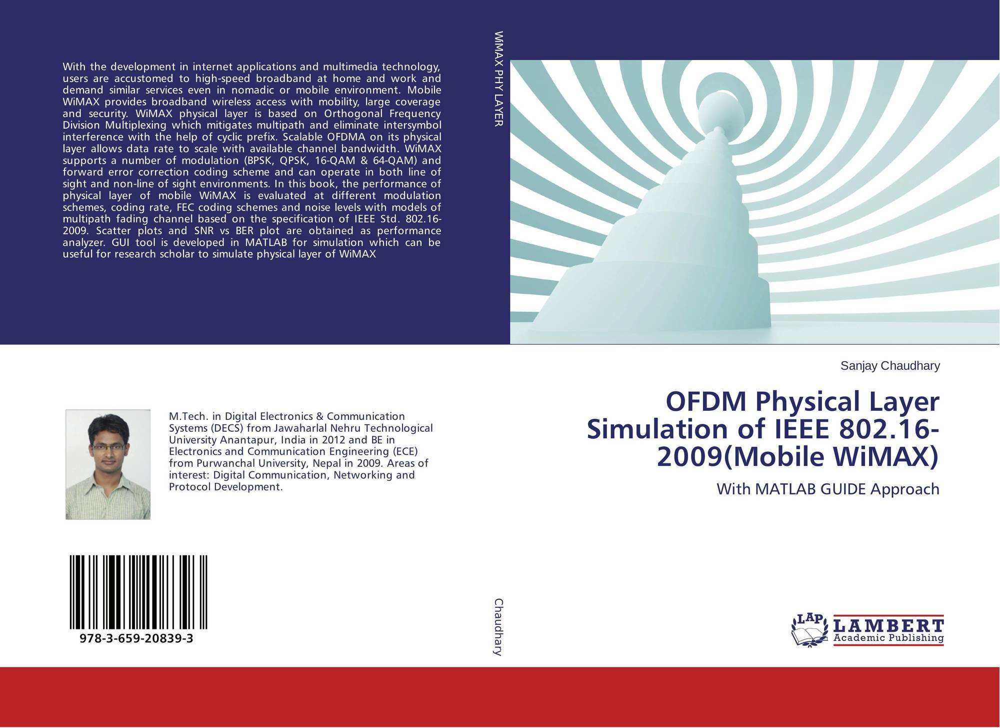OFDM Physical Layer Simulation of IEEE 802 16-2009(Mobile