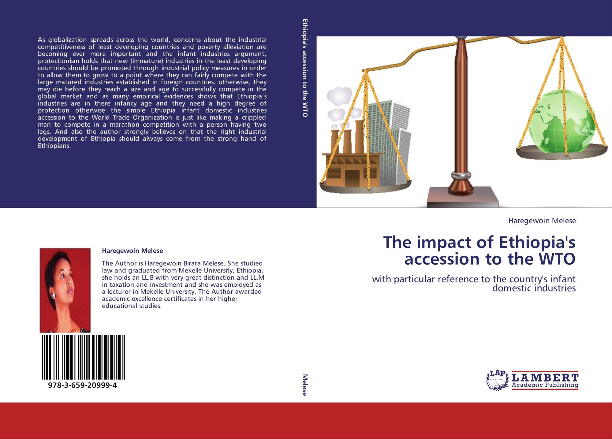 the impact of globalization on textile industries in ethiopia Impact of globalization on nigerian industries a 22 impact of globalization on the consequence of this is that the indigenous textile industries lost.