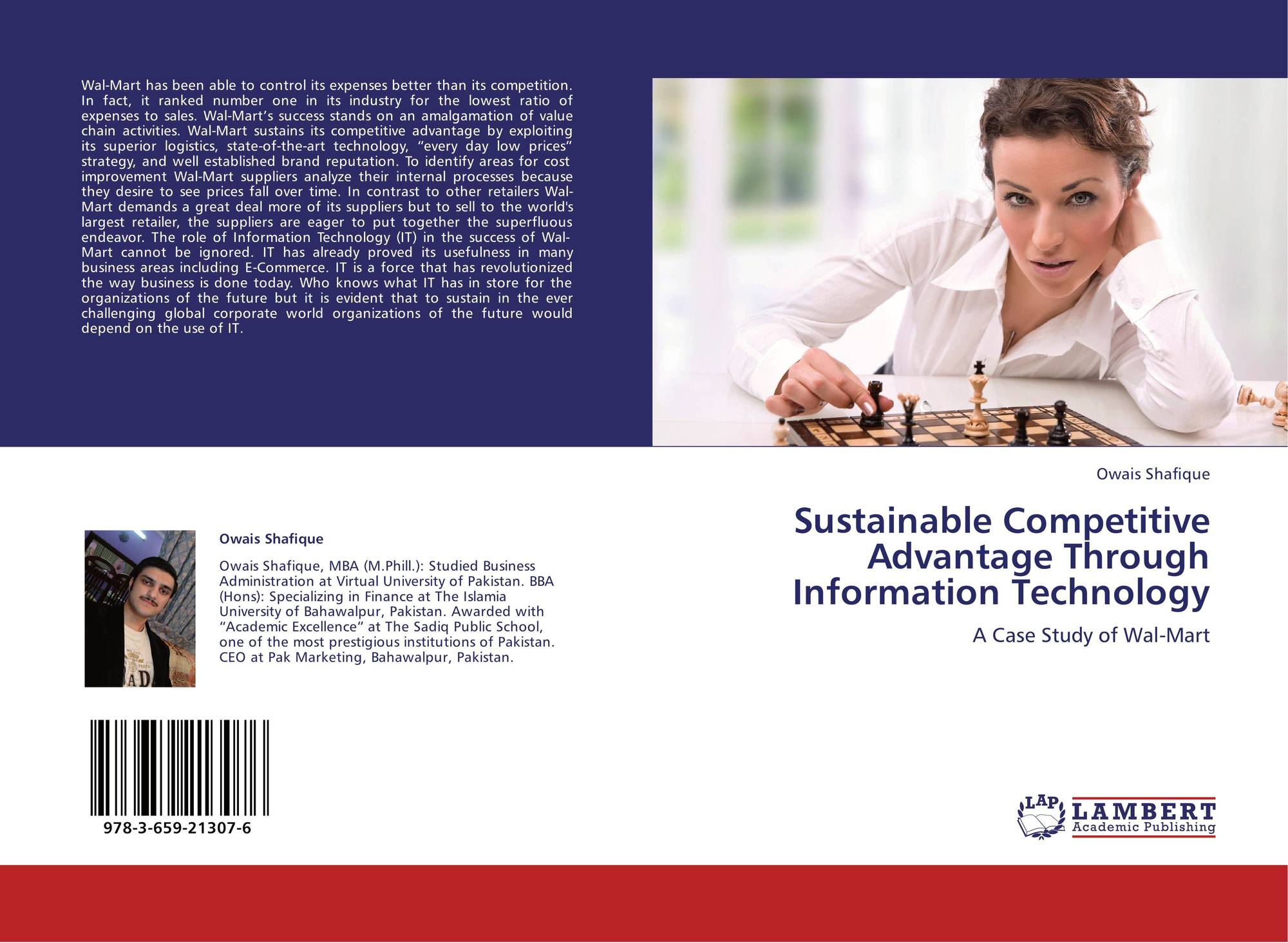 a study of sustainable business advantage Strategic human resources management and sustainable focus on strategic human resources management issues is competitive advantage for the business.
