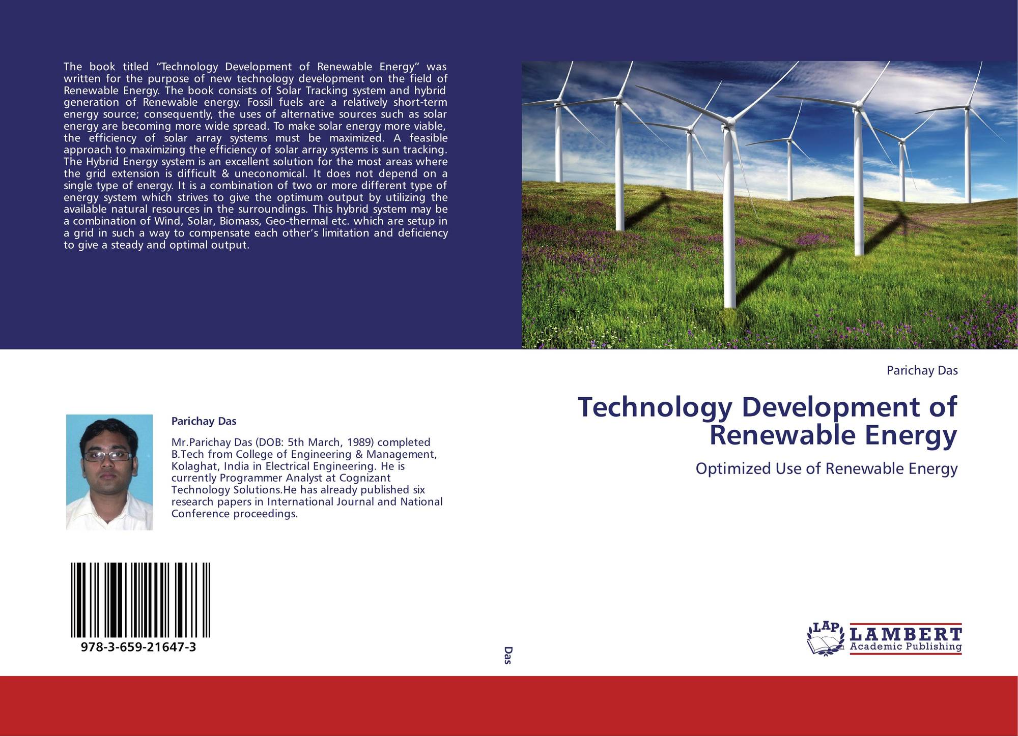 technological advancement and the development of energy sources