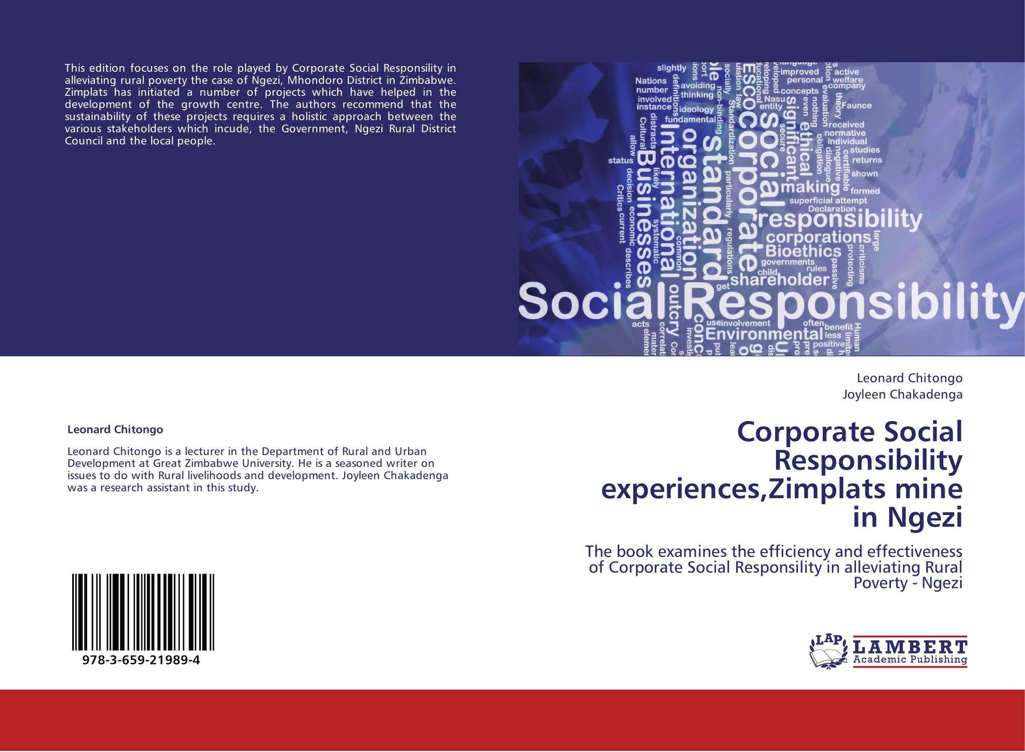 corporate social responsibility 14 essay