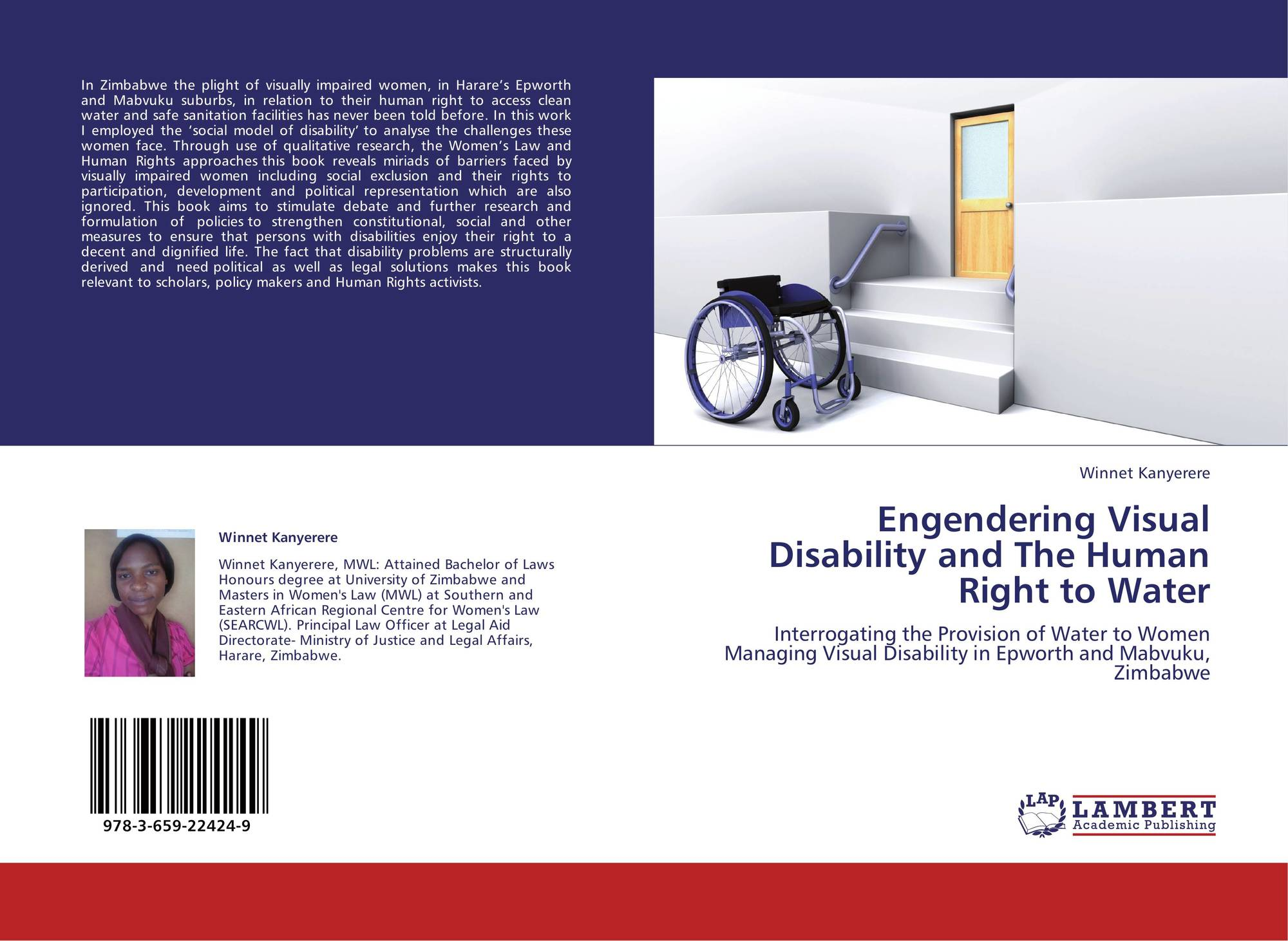 the philosophy of visual disability essay Art and philosophy: view a list of departments and programs at the kendall campus.