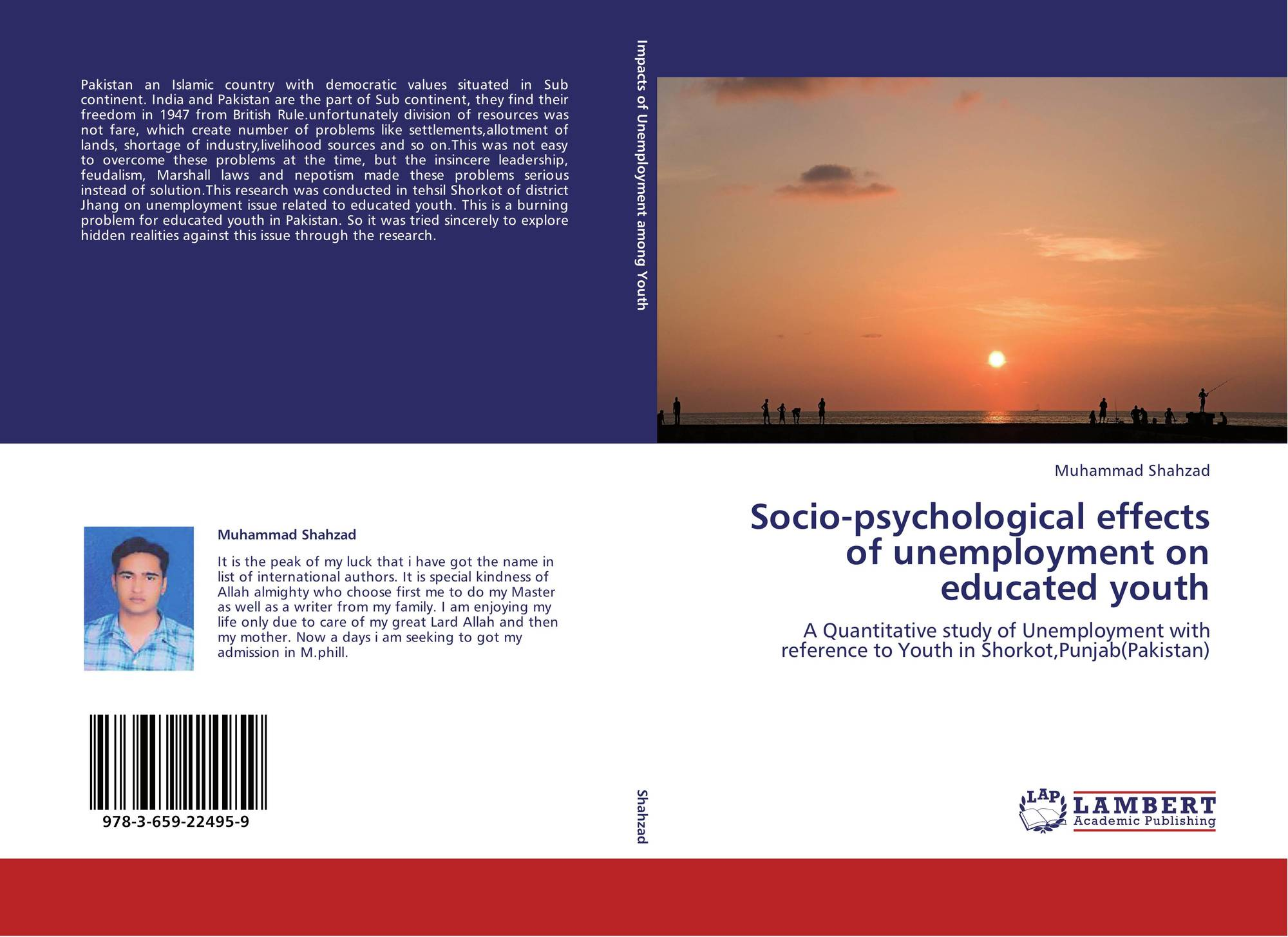the psychological effects of unemployment essay This essay highlights the causes, effects and offers solutions to fight poverty in  india  it impacts individuals in a socio-psychological way with them not   unemployment rates is high in india and according to a 2015 survey.