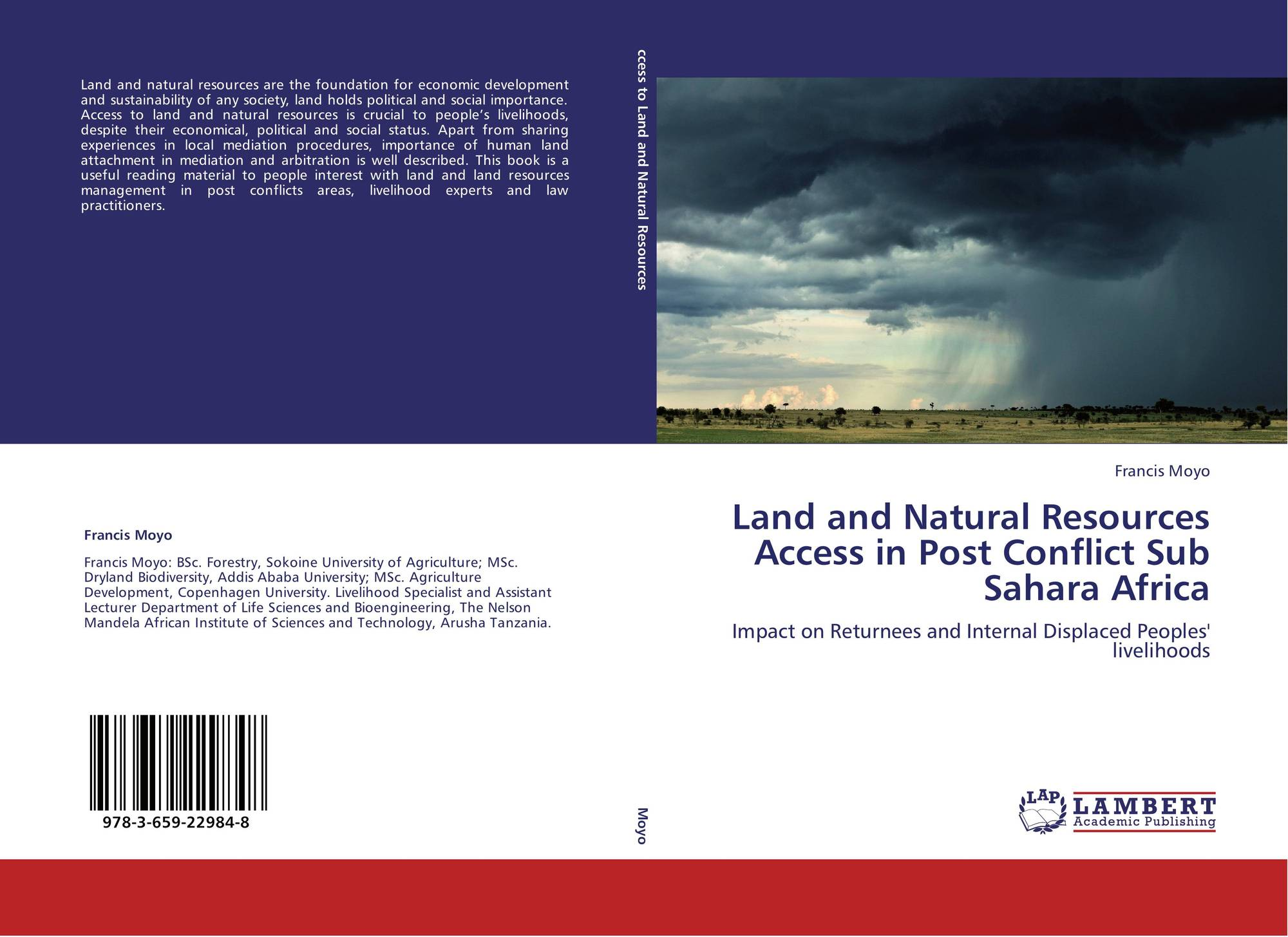 Human Occupation And Natural Resources