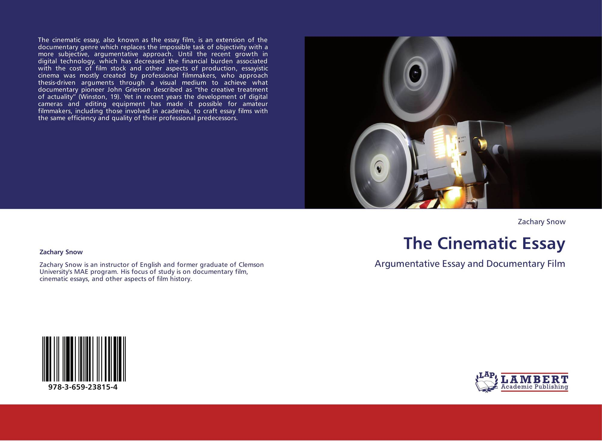 the documentary genre essay The genre of documentary appeared at the beginning of xx century the documentary film movement had a great impact on filmmaking during the documentary genre is based on the idea to create the authentic representation of the real (bruzzi, 2000, p 9) this is achieved through specific.