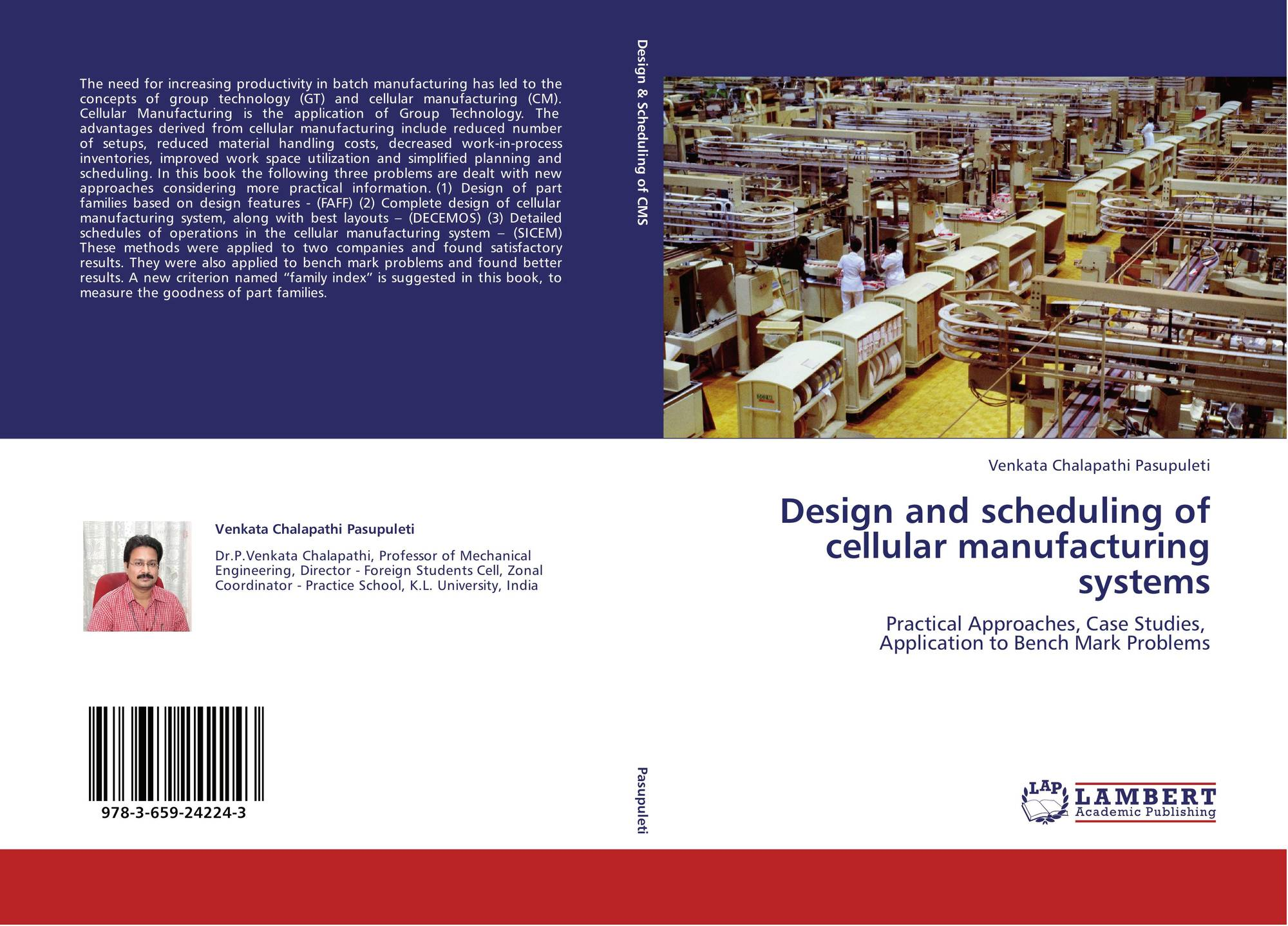 cellular manufacturing system Cellular manufacturing is a manufacturing approach that challenges the traditional job shop approach for organizing a factory in the traditional job shop, manufacturing is organized by process or department – each department specializes in one or more manufacturing processes such as drilling, metal cutting, painting, welding, assembly, etc.