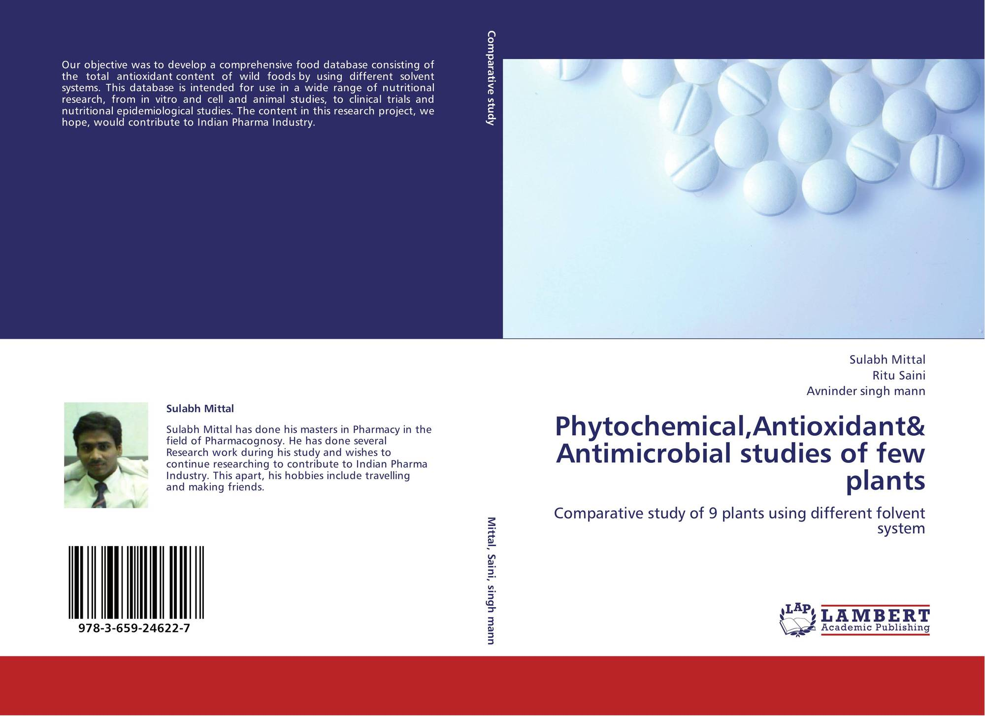 phytochemical and antimicrobial study of laptedenia Indica was used for study the phytochemicals many phytochemicals have antimicrobial activity and reduce the risk of many diseases.