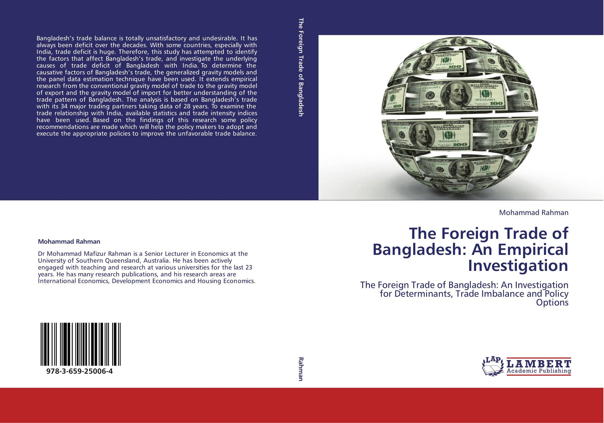 the foreign trade of bangladesh its composition performance trend and policy essay Participation of developing countries in world trade: overview of major trends and underlying factors note by the secretariat summary and conclusions this paper.
