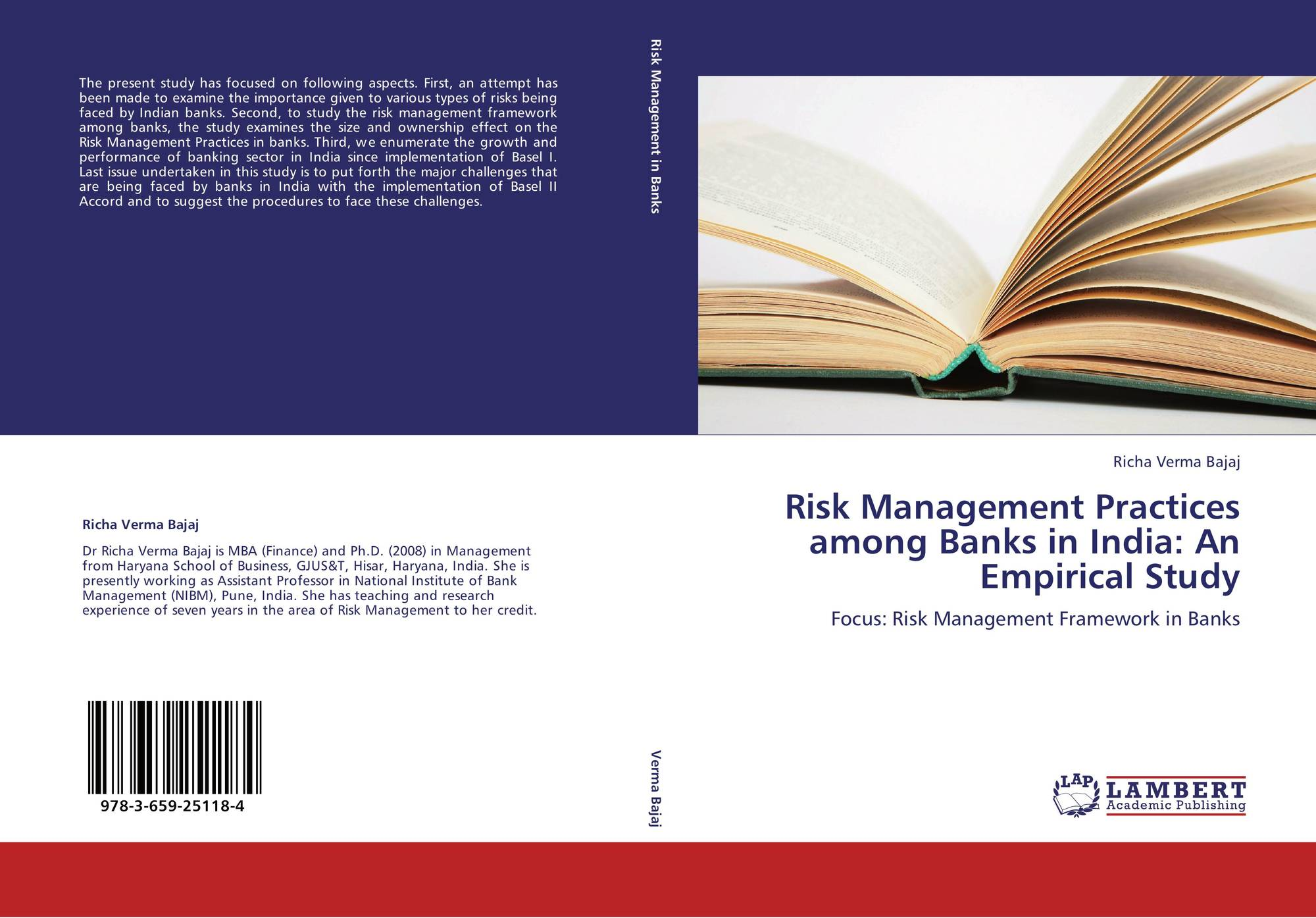 thesis financial risk management Master's thesis in business administration, mba programme  in modern  business world of today, financial risk management is an important.