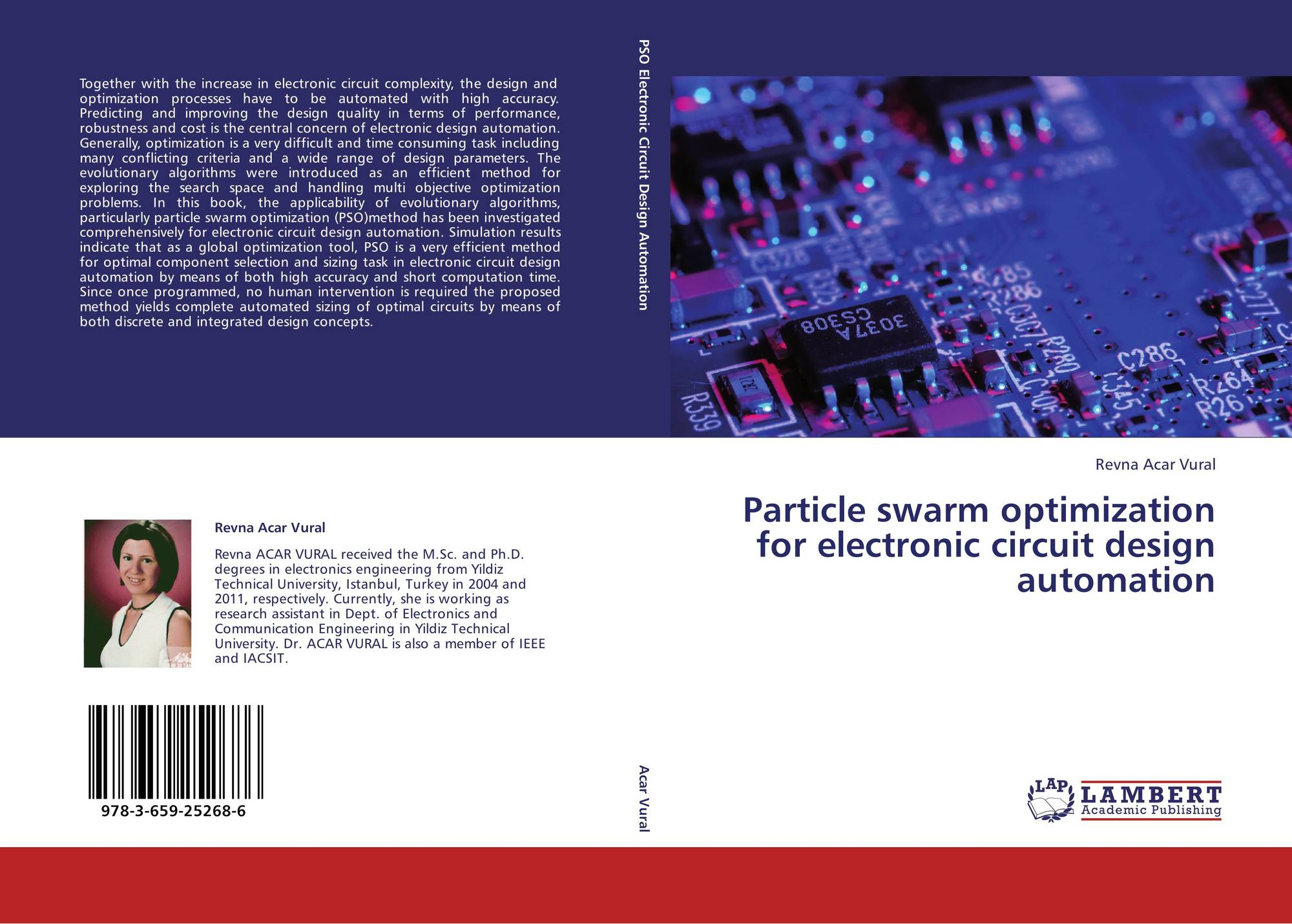 Particle Swarm Optimization For Electronic Circuit Design Automation Basic Of 9783659252686