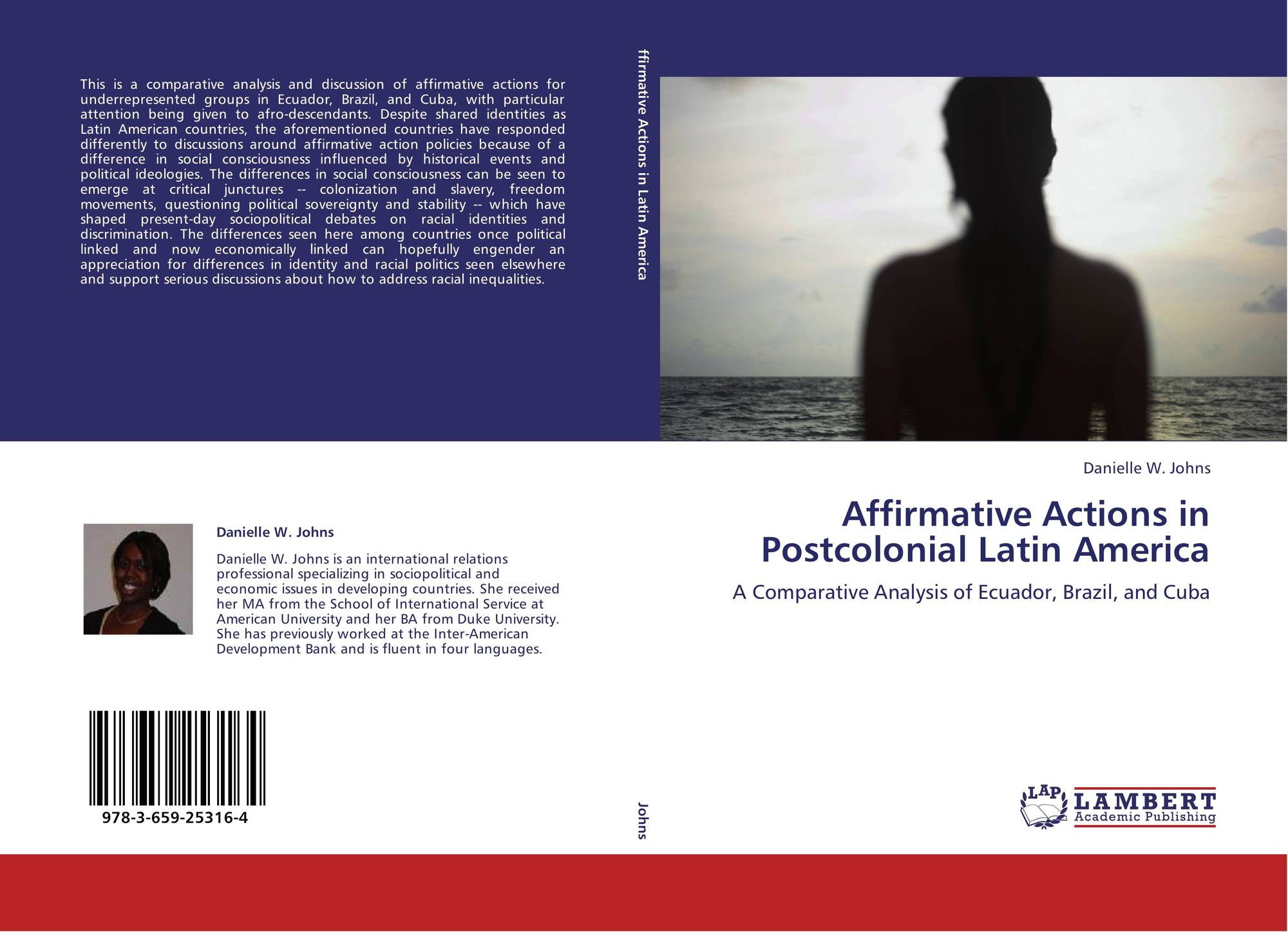 a comparison of the public opinion and policy on affirmative action The affirmative action battle in michigan dates back nearly 20 years in one case, two white students who had been denied undergraduate admission to a cbs news/new york times poll conducted last may found that 53% of the public supported affirmative action programs in hiring, promoting and.
