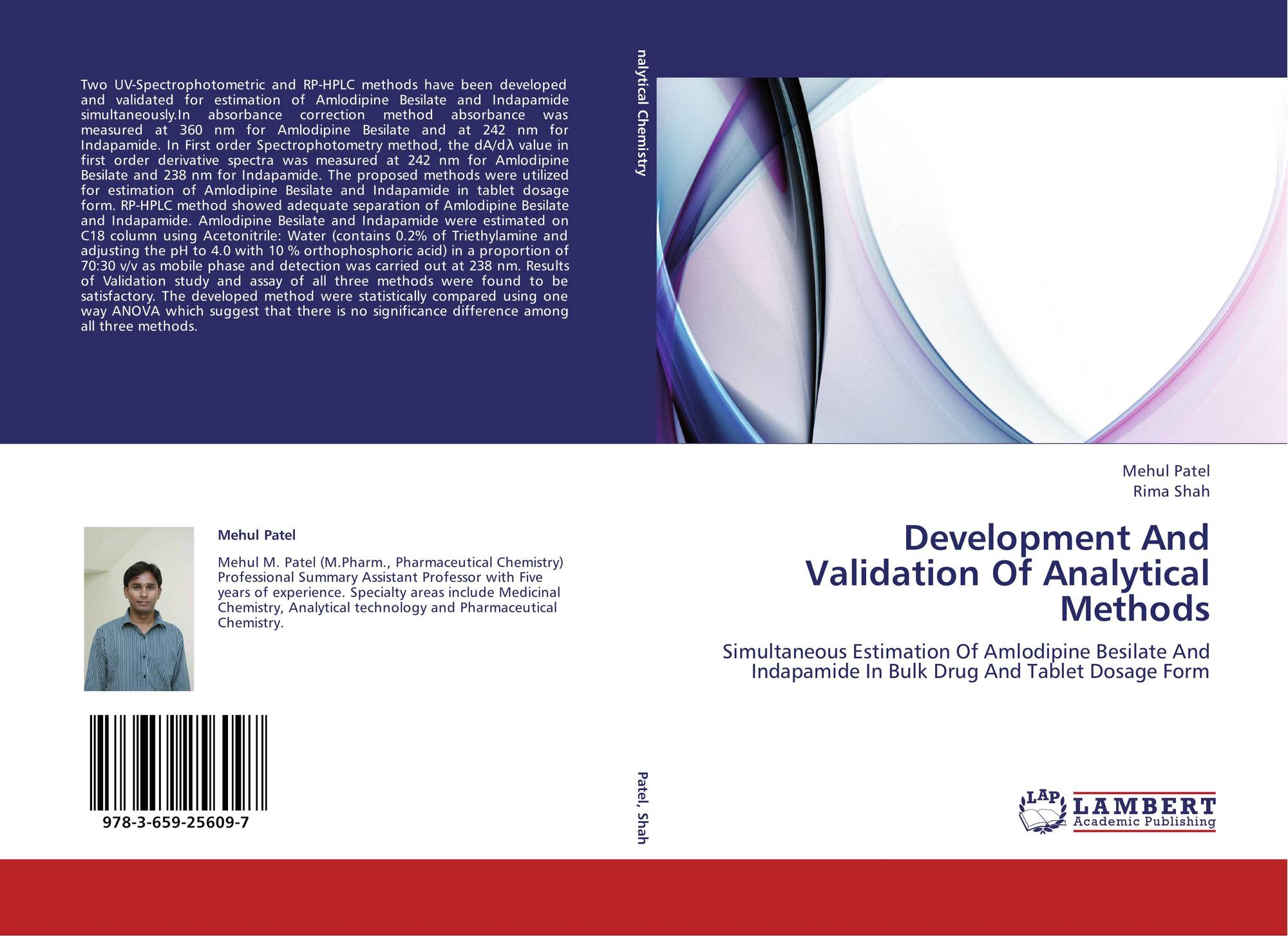 development validation of analytical methods