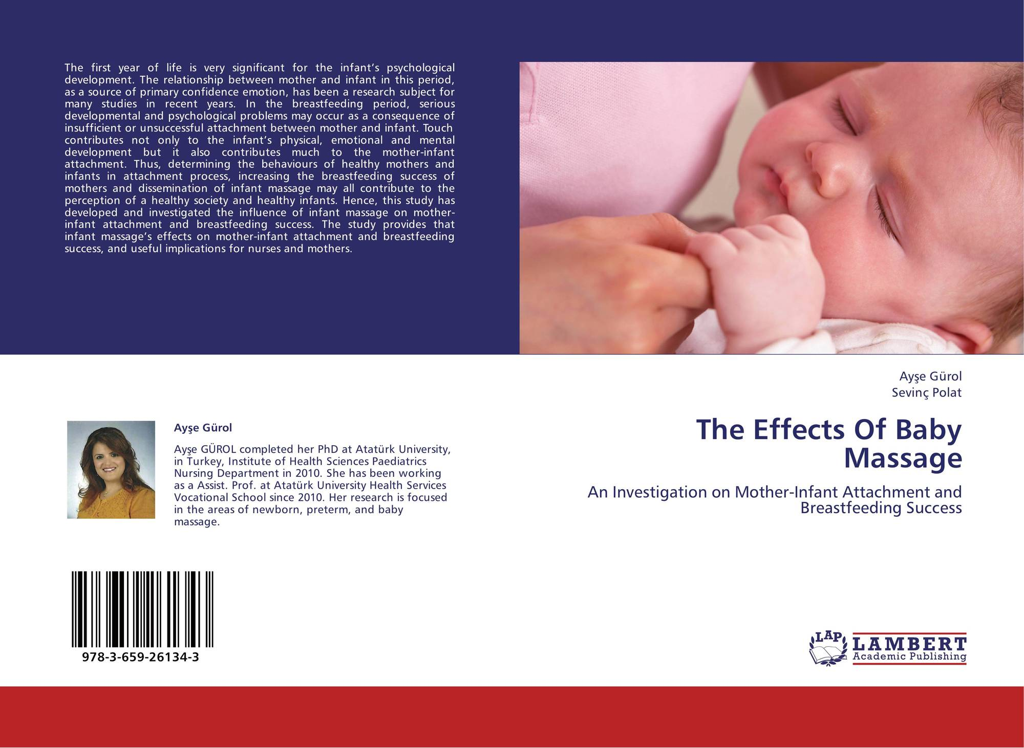 a study of the emotions and attachments of infants Importance of infants and toddlers experiencing secure secure attachments with their teacher(s) help children manage and express their emotions in.