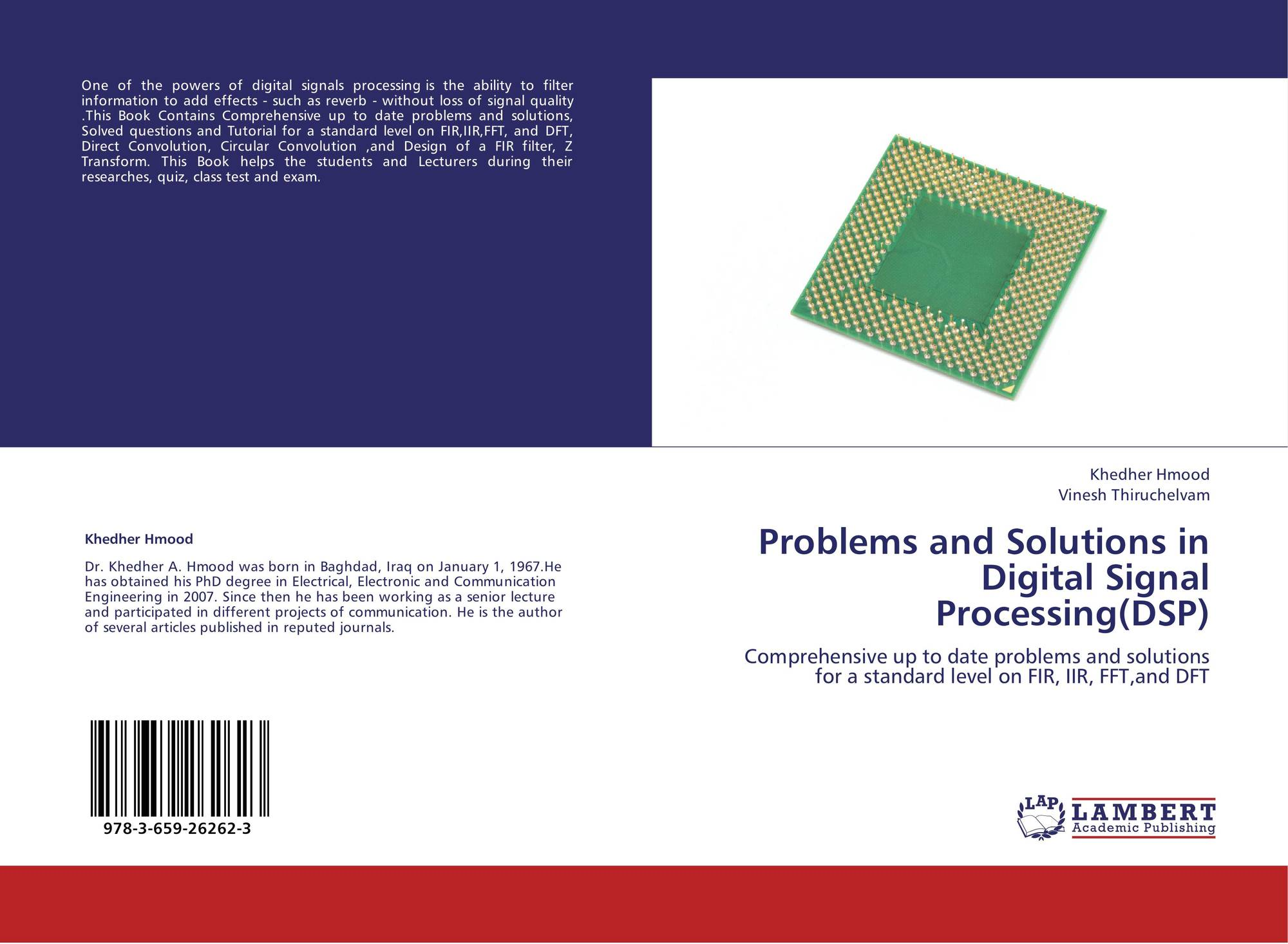 Problems and Solutions in Digital Signal Processing(DSP