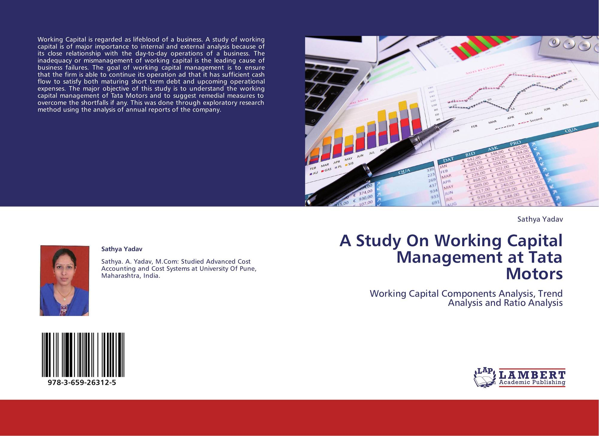 study of working capital management and