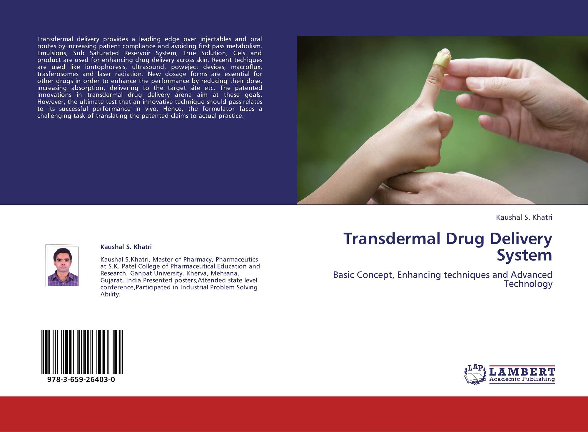 drug delivery system New york, march 22, 2018 (globe newswire) -- according to p&s market  research, transdermal drug delivery systems market is.