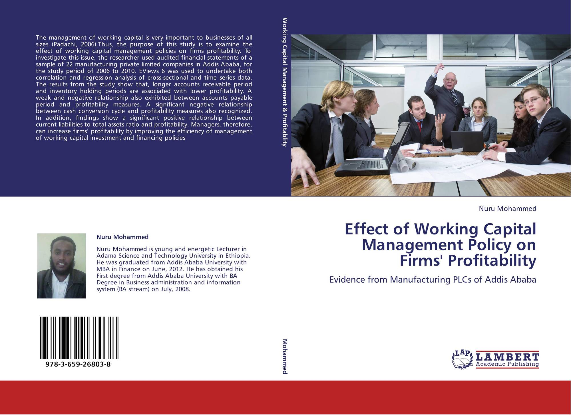 effect of working capital