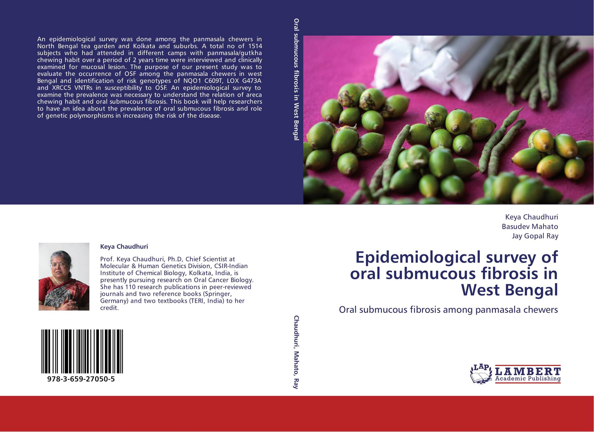 thesis on oral submucous fibrosis